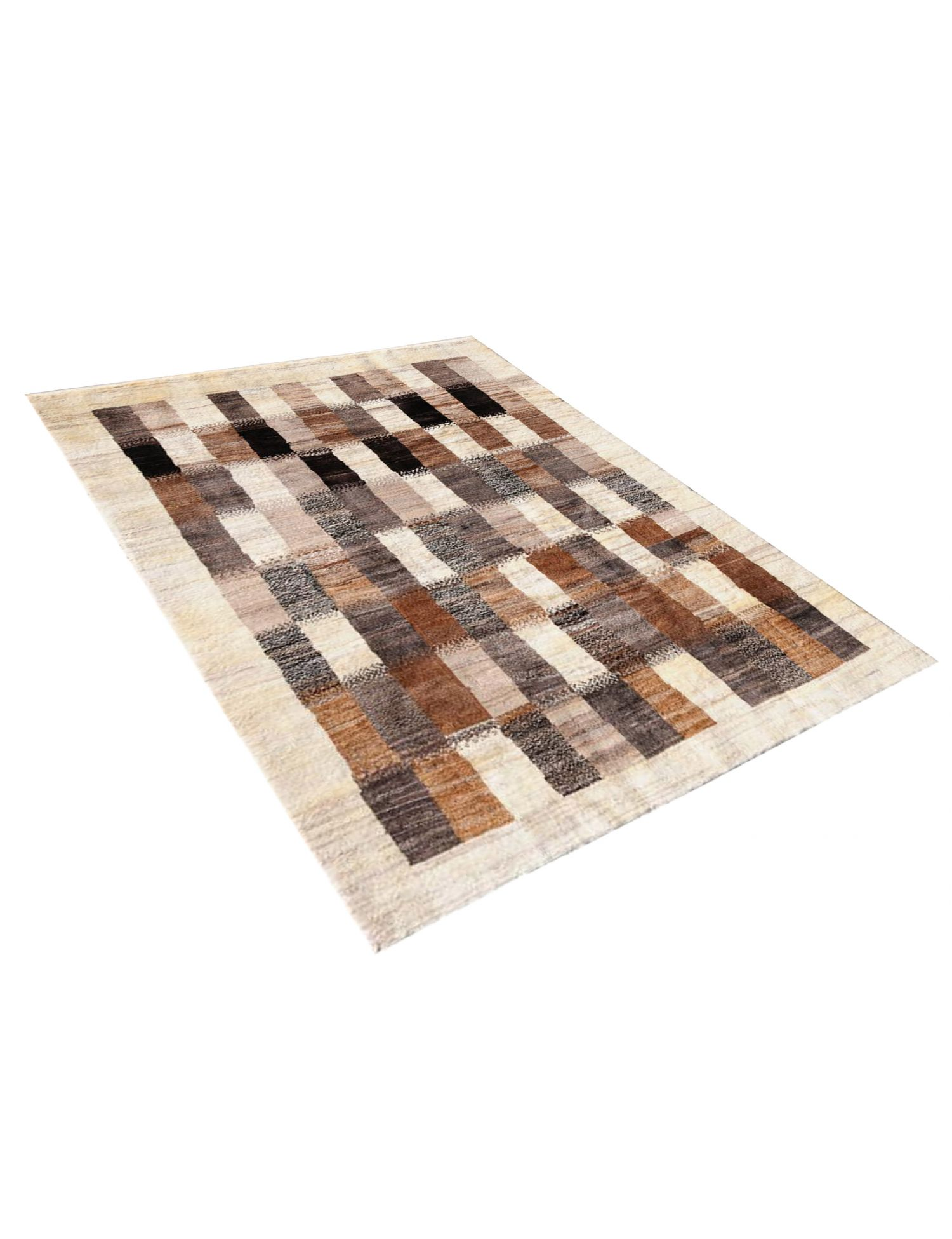 Moderne Teppiche  braun <br/>200 x 152 cm