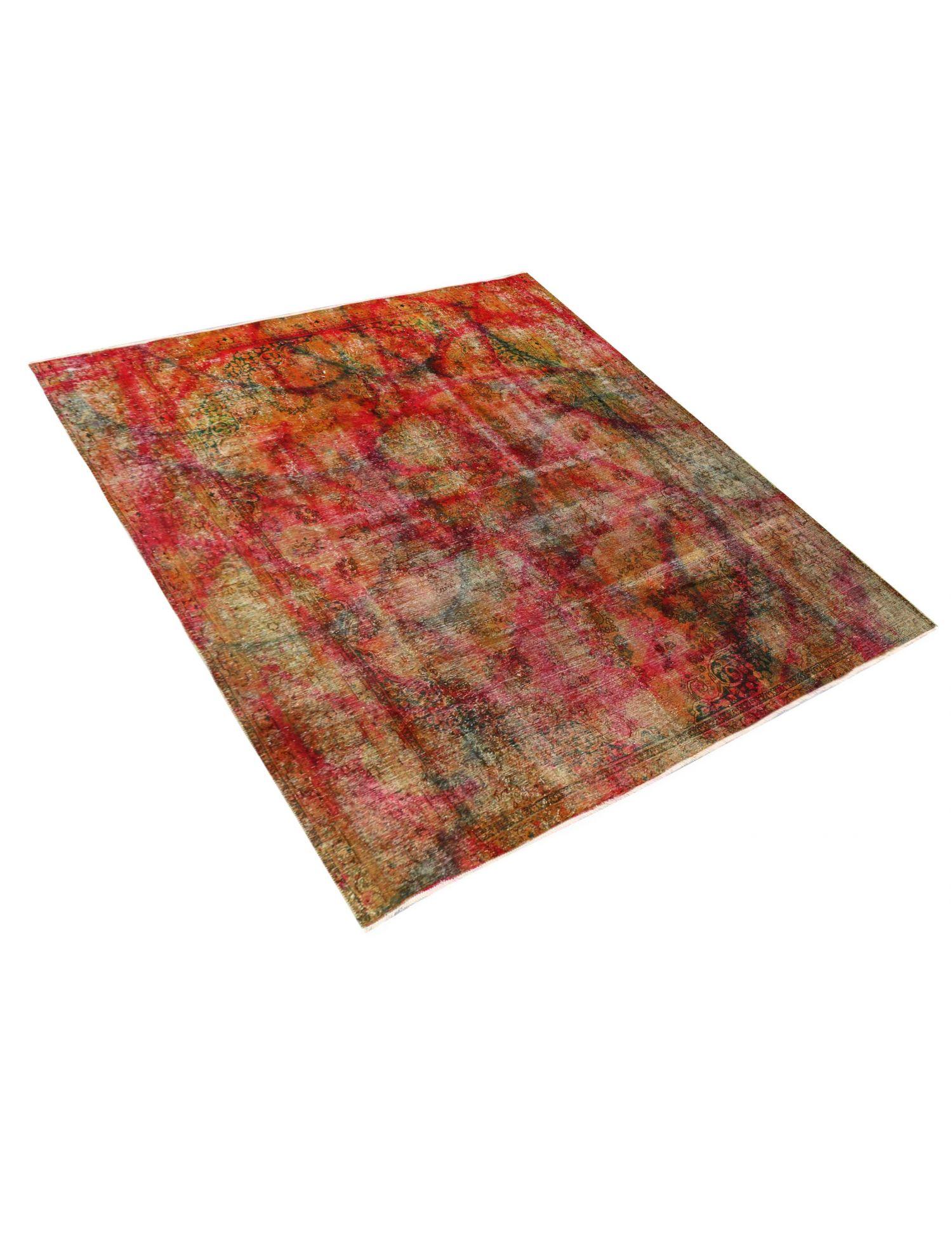 Tappeto Vintage  multi colore <br/>270 x 270 cm