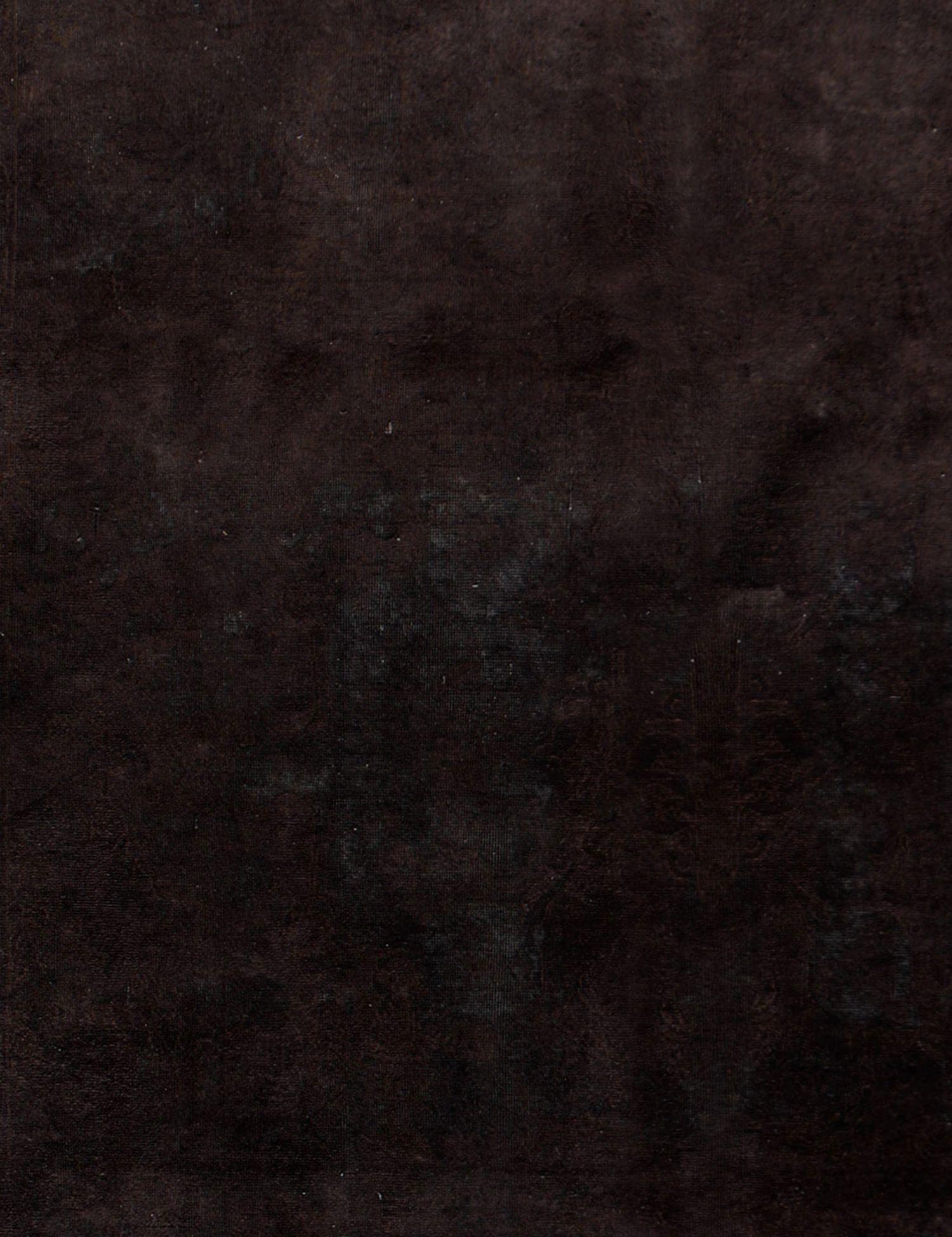Vintage Perserteppich  schwarz <br/>269 x 269 cm