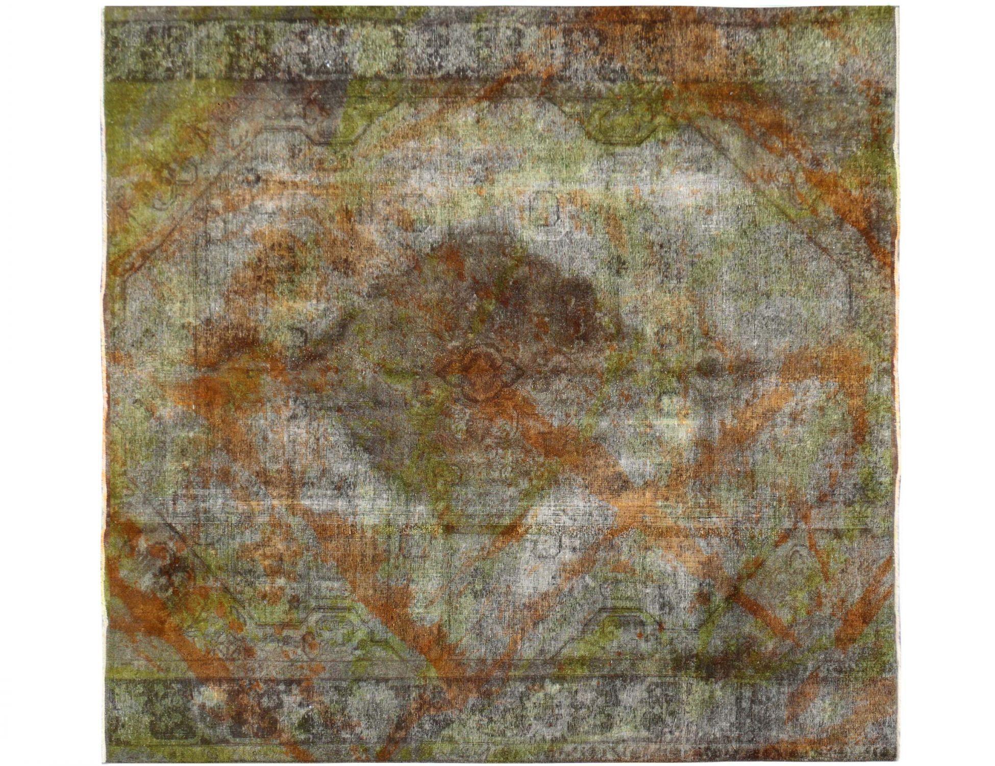 Vintage Perserteppich  beige <br/>278 x 278 cm