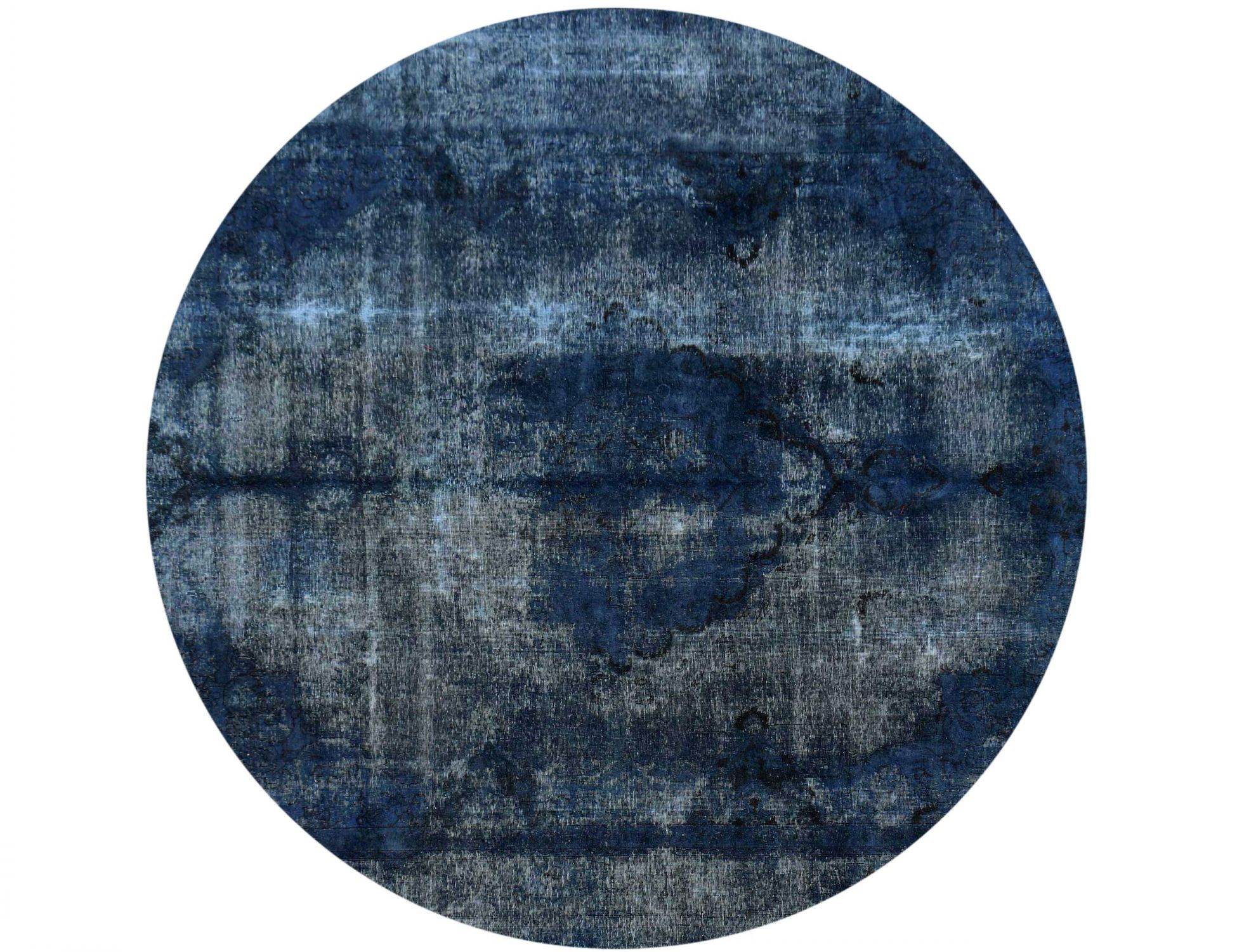 Vintage Perserteppich  blau <br/>292 x 292 cm