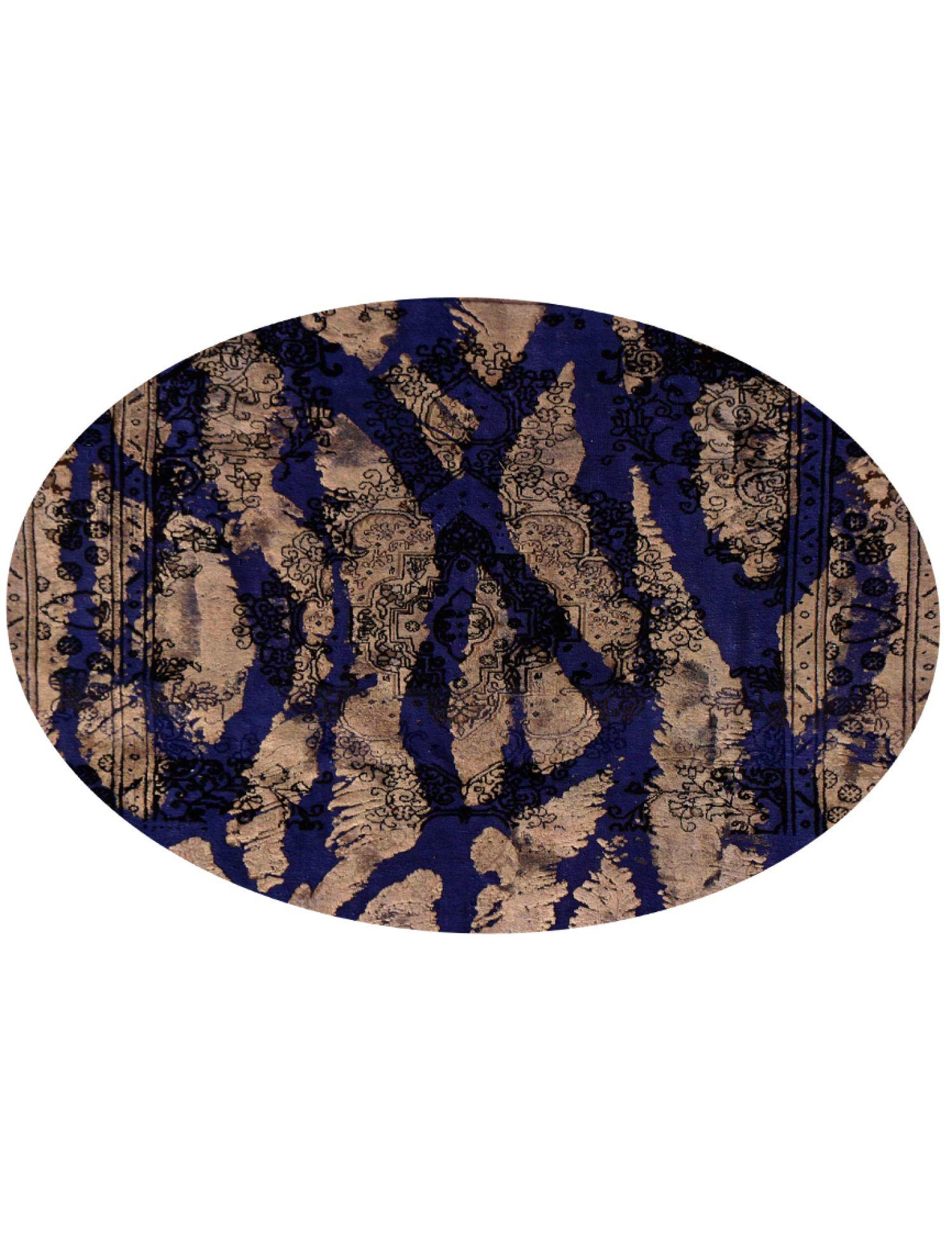 Vintage Perserteppich  blau <br/>278 x 278 cm