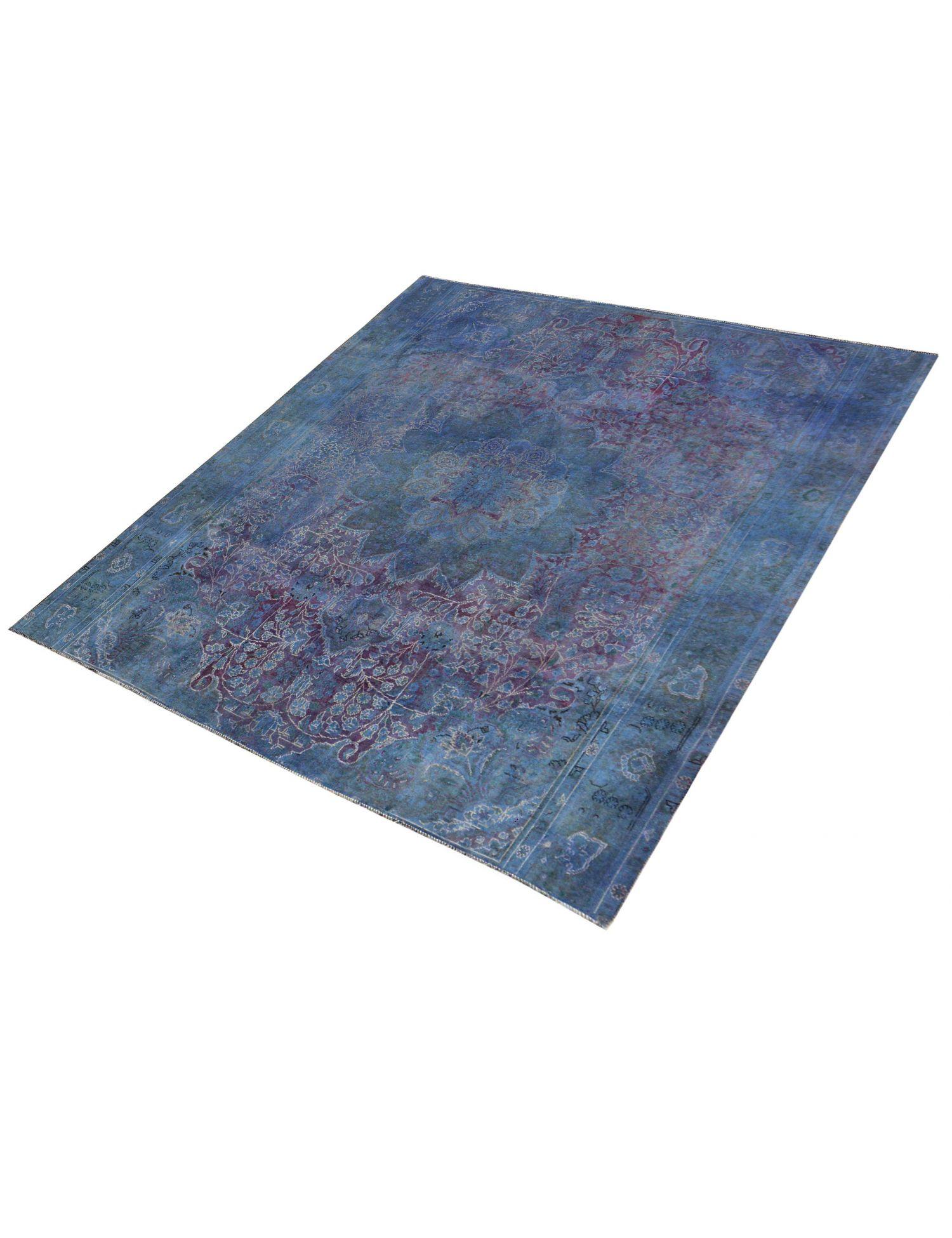 Vintage Perserteppich  blau <br/>286 x 286 cm