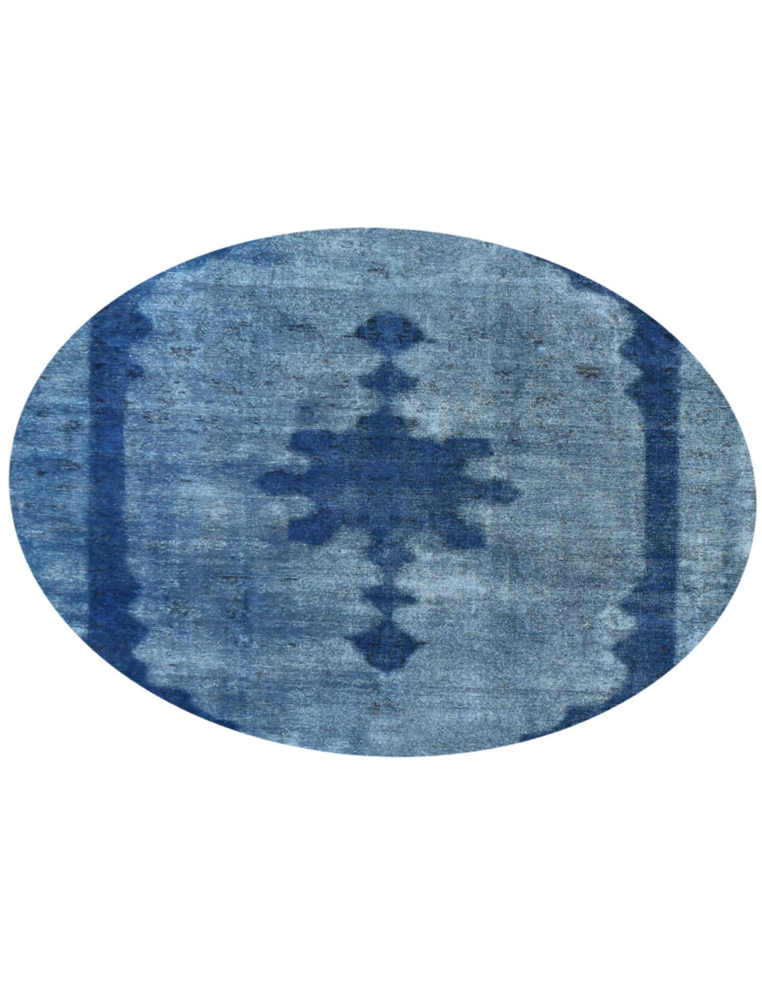 Vintage Perserteppich  blau <br/>267 x 267 cm