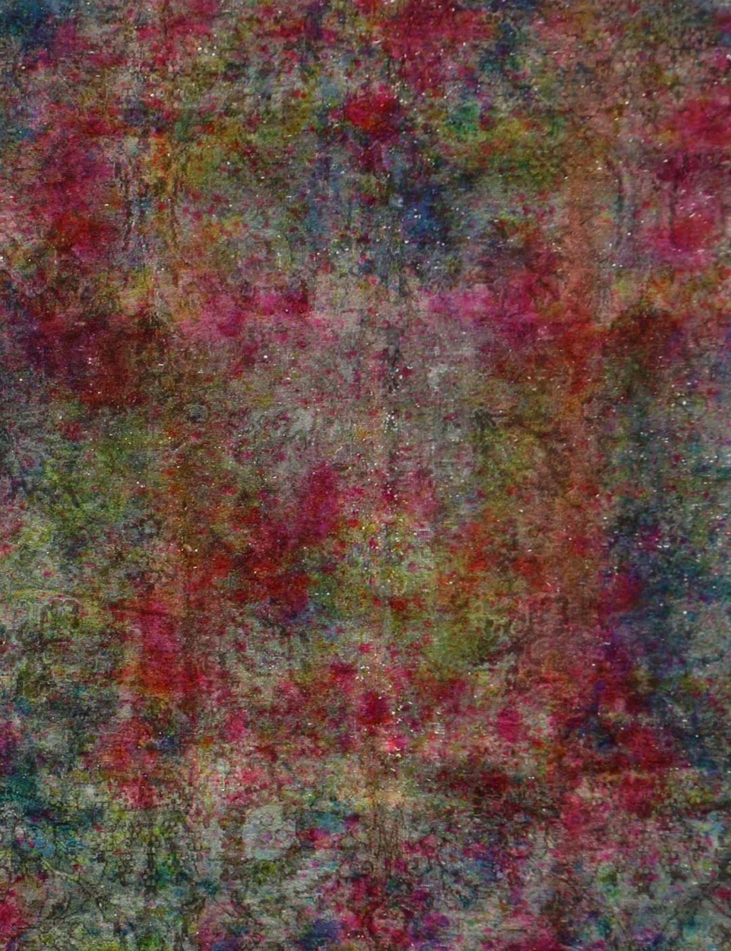 Vintage Perserteppich  mehrfarbig <br/>265 x 265 cm