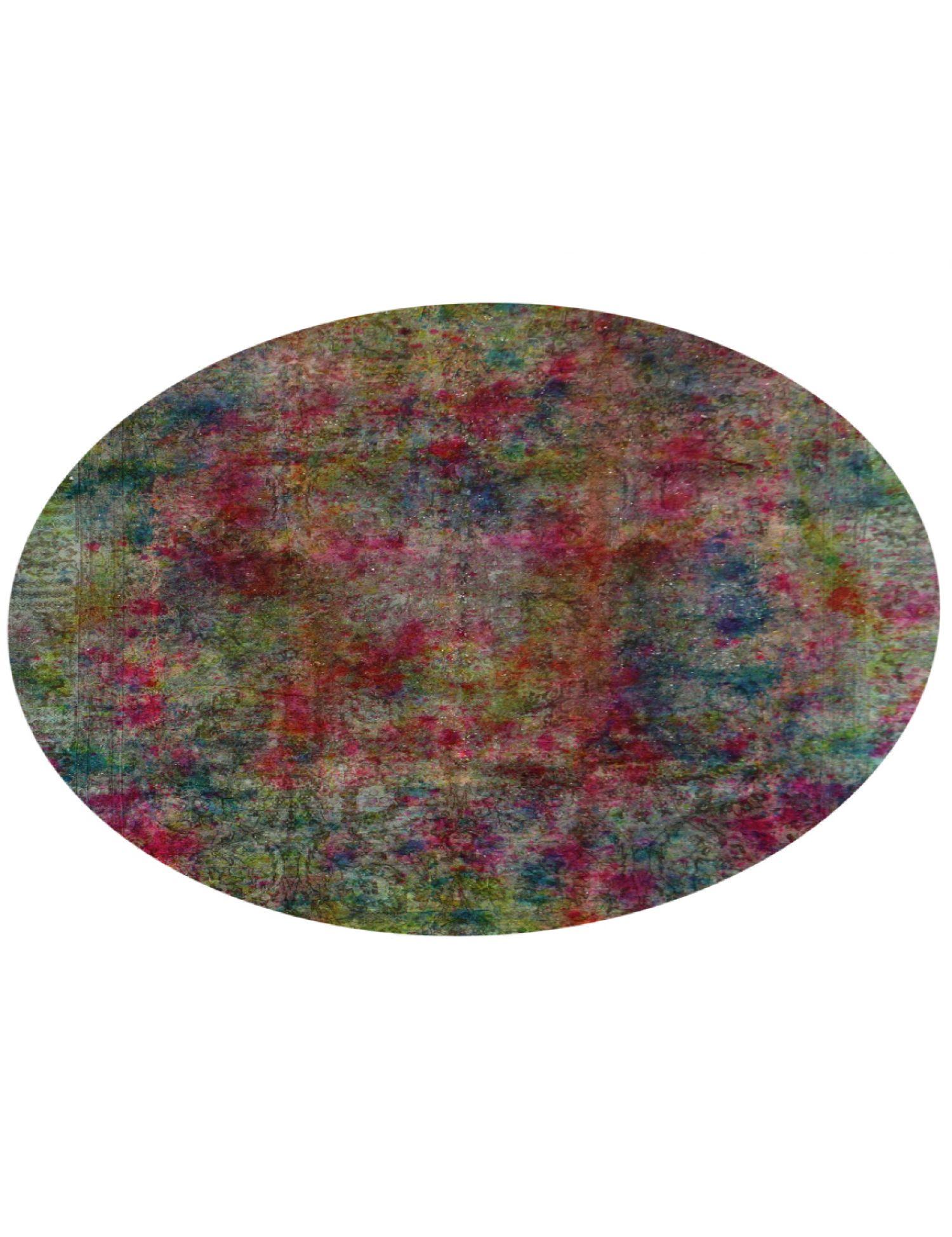 Tappeto Vintage  multi colore <br/>265 x 265 cm