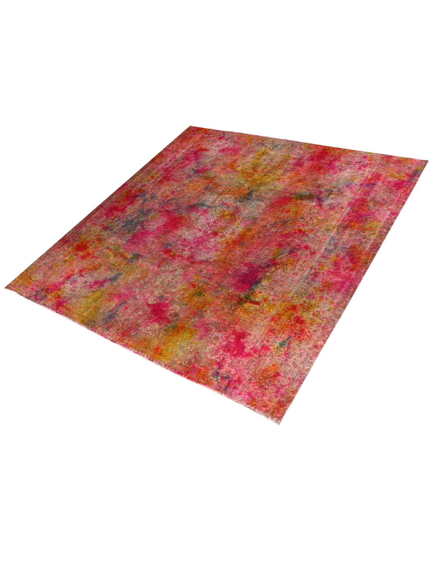Vintage Perserteppich  mehrfarbig <br/>278 x 278 cm