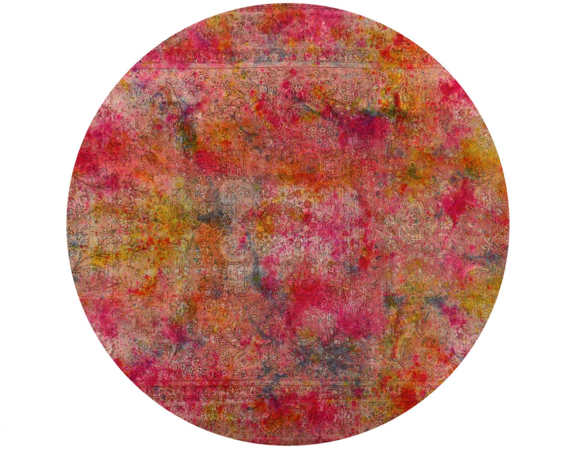 Tappeto Vintage  multi colore <br/>278 x 278 cm