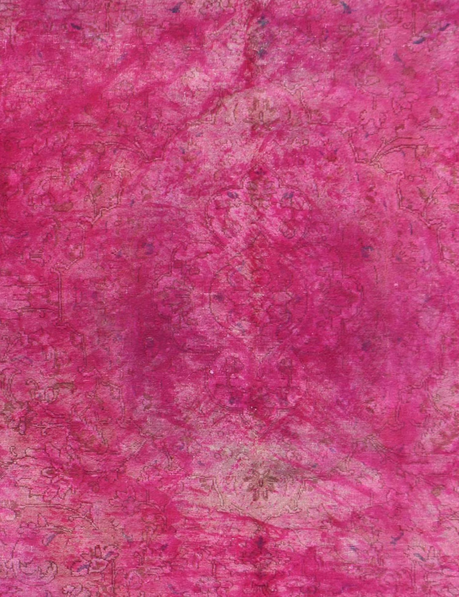 Tappeto Vintage  rosa <br/>262 x 262 cm