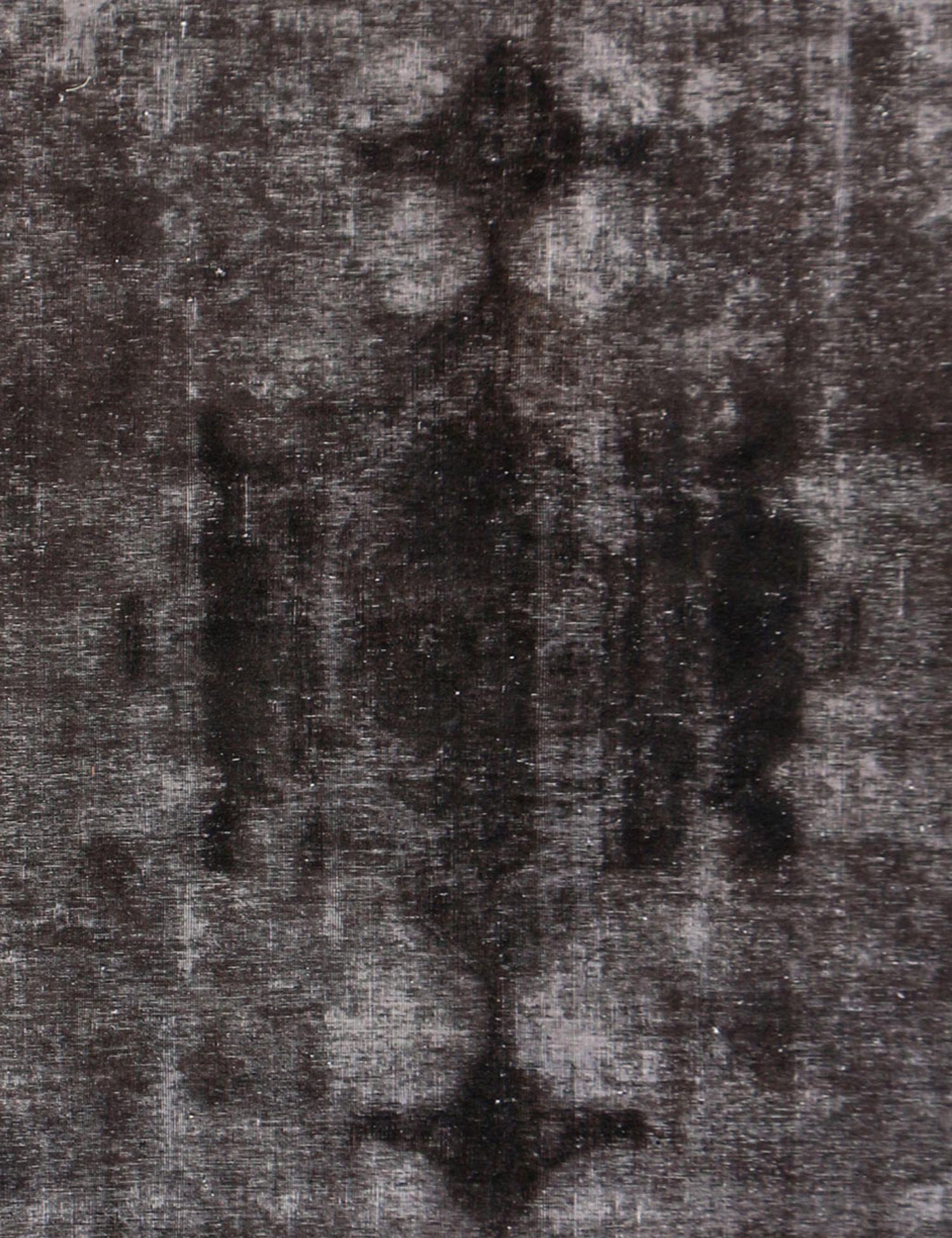 Tappeto Vintage  nero <br/>246 x 246 cm