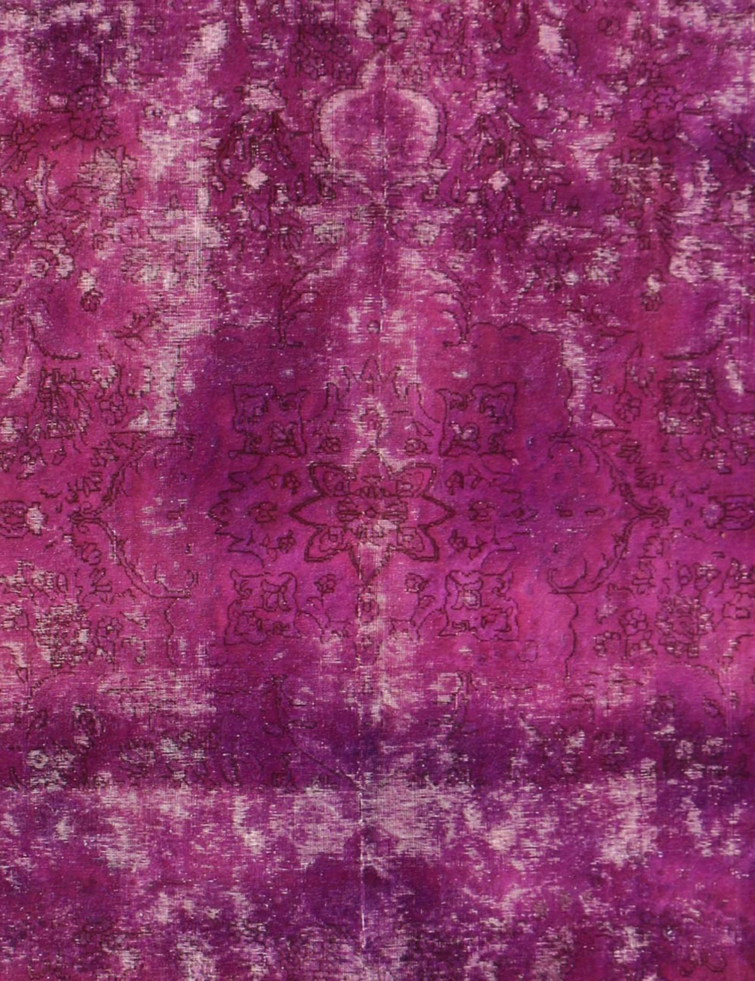 Tappeto Vintage  viola <br/>284 x 284 cm