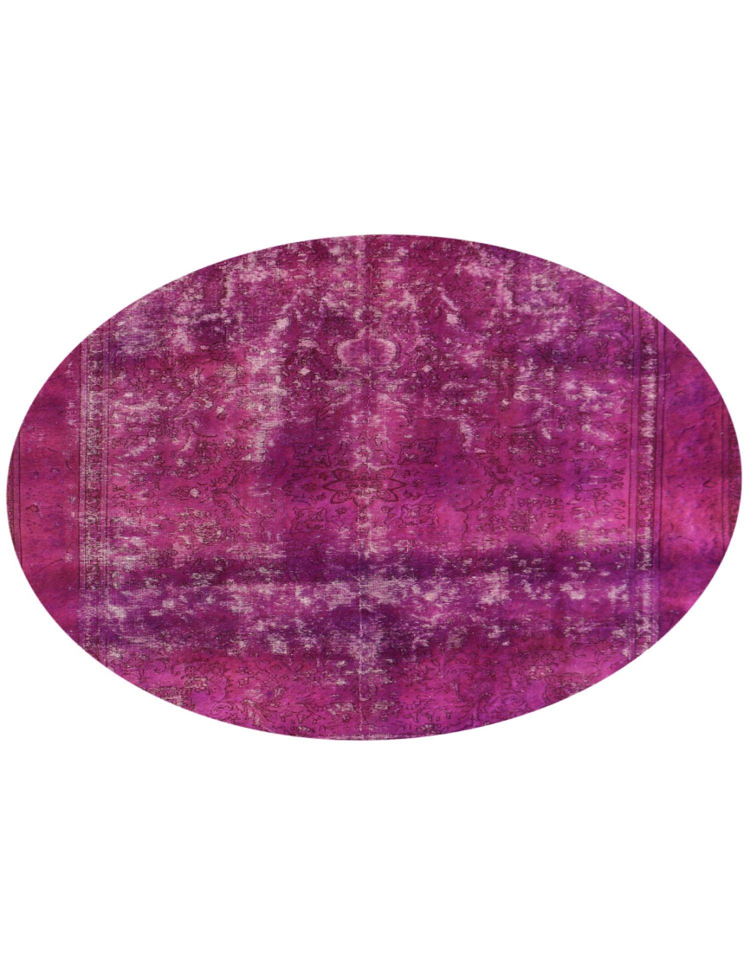 Vintage Teppich  lila <br/>284 x 284 cm