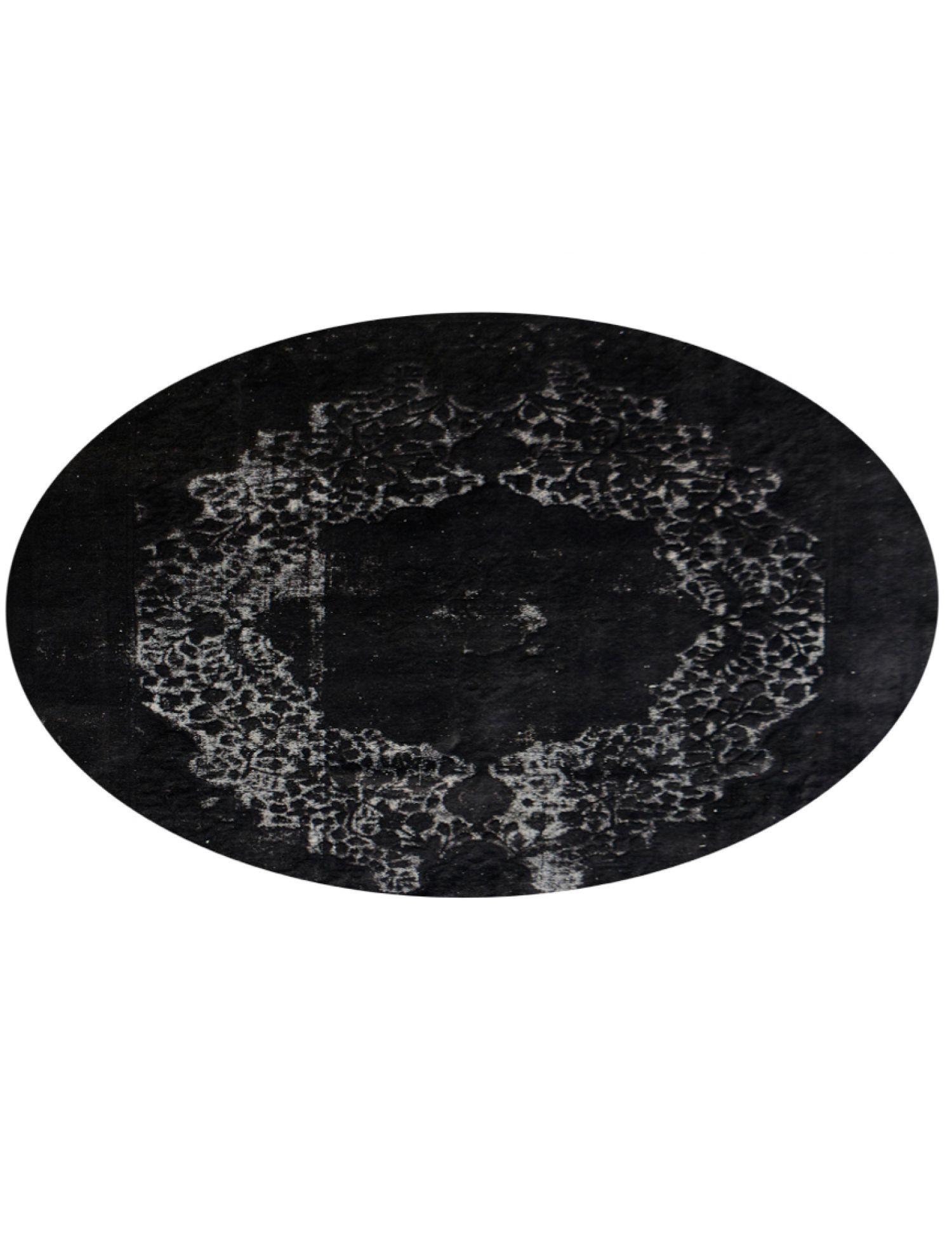 Tappeto Vintage  nero <br/>283 x 283 cm