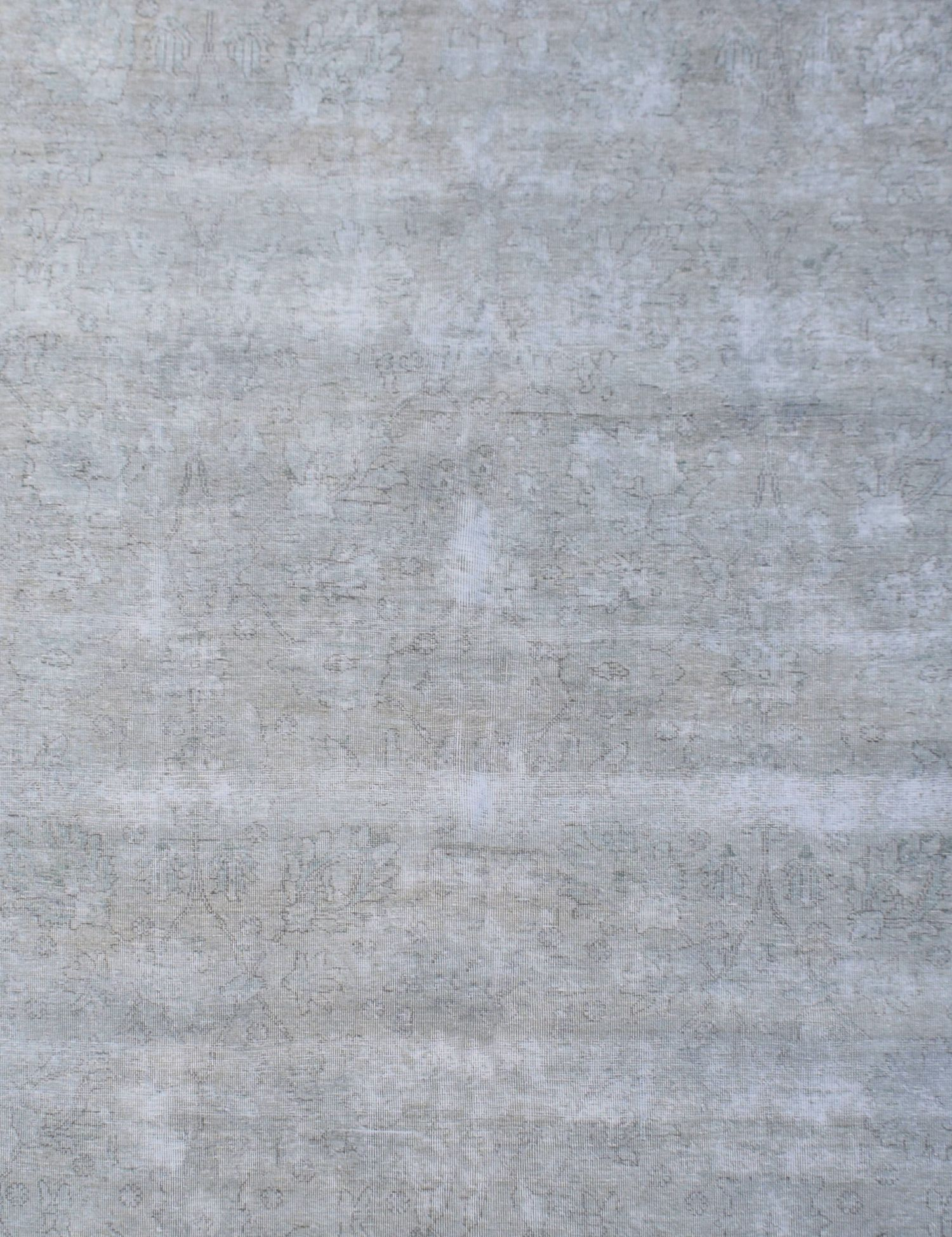 Tappeto Vintage  grigio <br/>276 x 188 cm