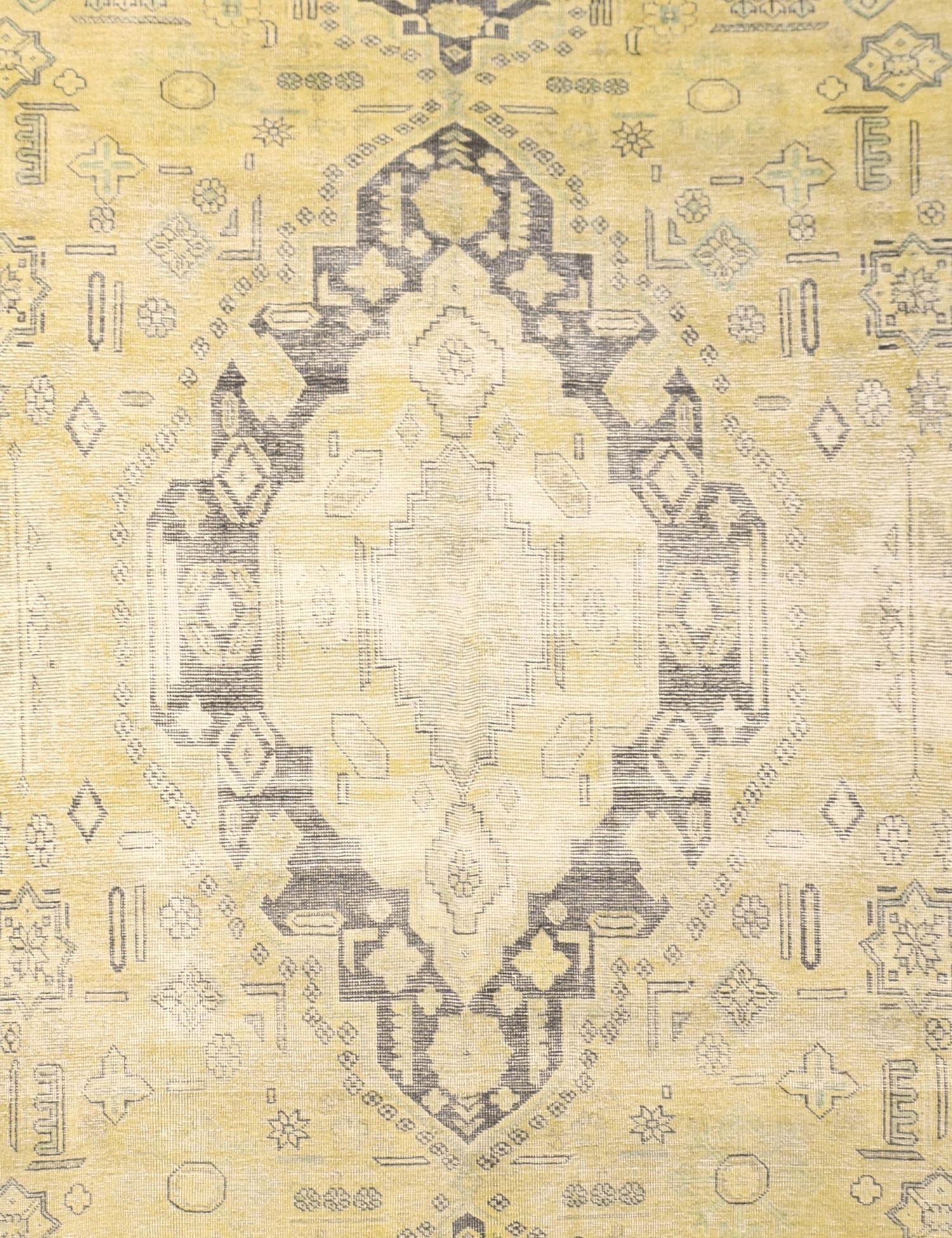 Tappeto Vintage  giallo <br/>380 x 288 cm