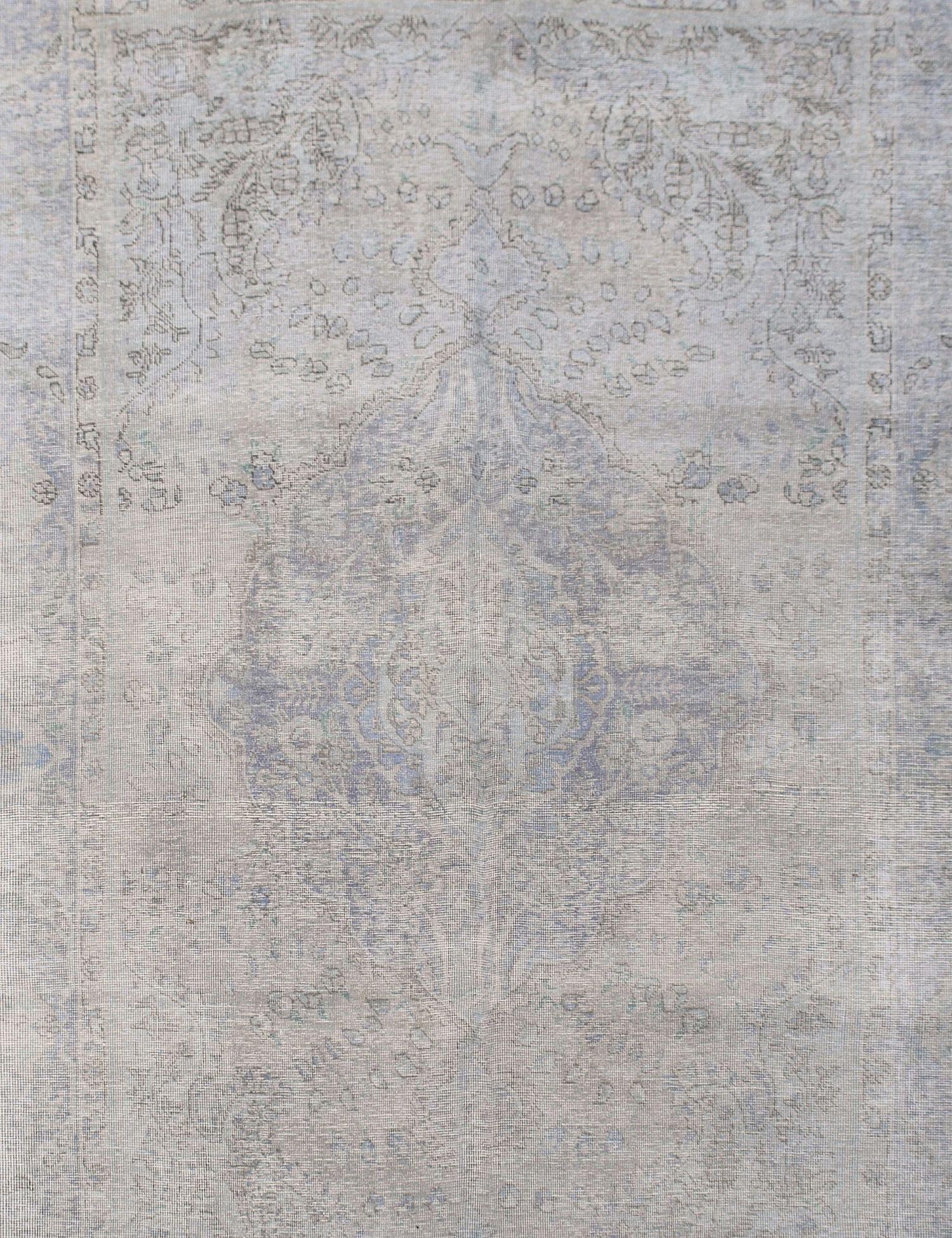 Tappeto Vintage  grigo <br/>293 x 194 cm