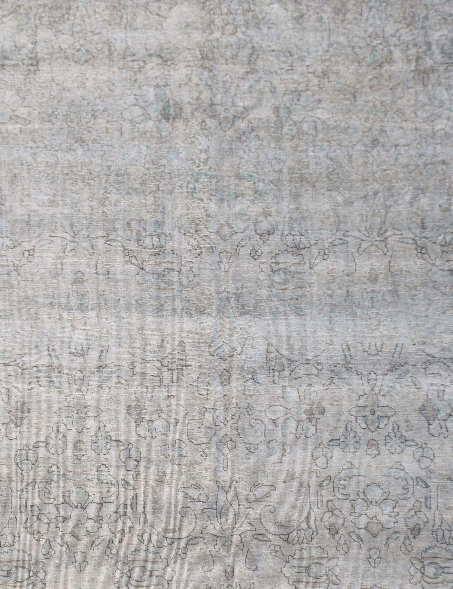 Tappeto Vintage  grigio <br/>375 x 293 cm