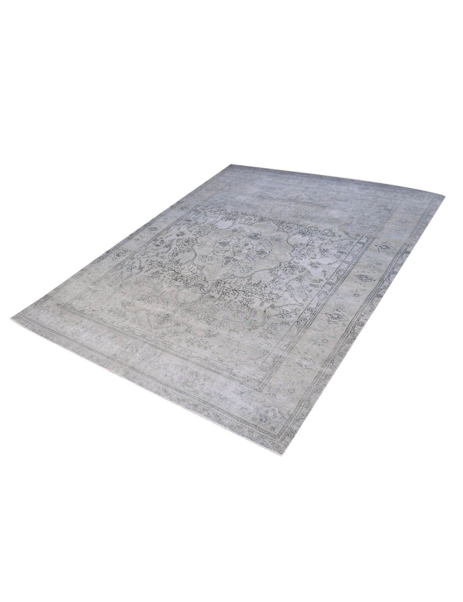 Tappeto Vintage  grigio <br/>296 x 186 cm