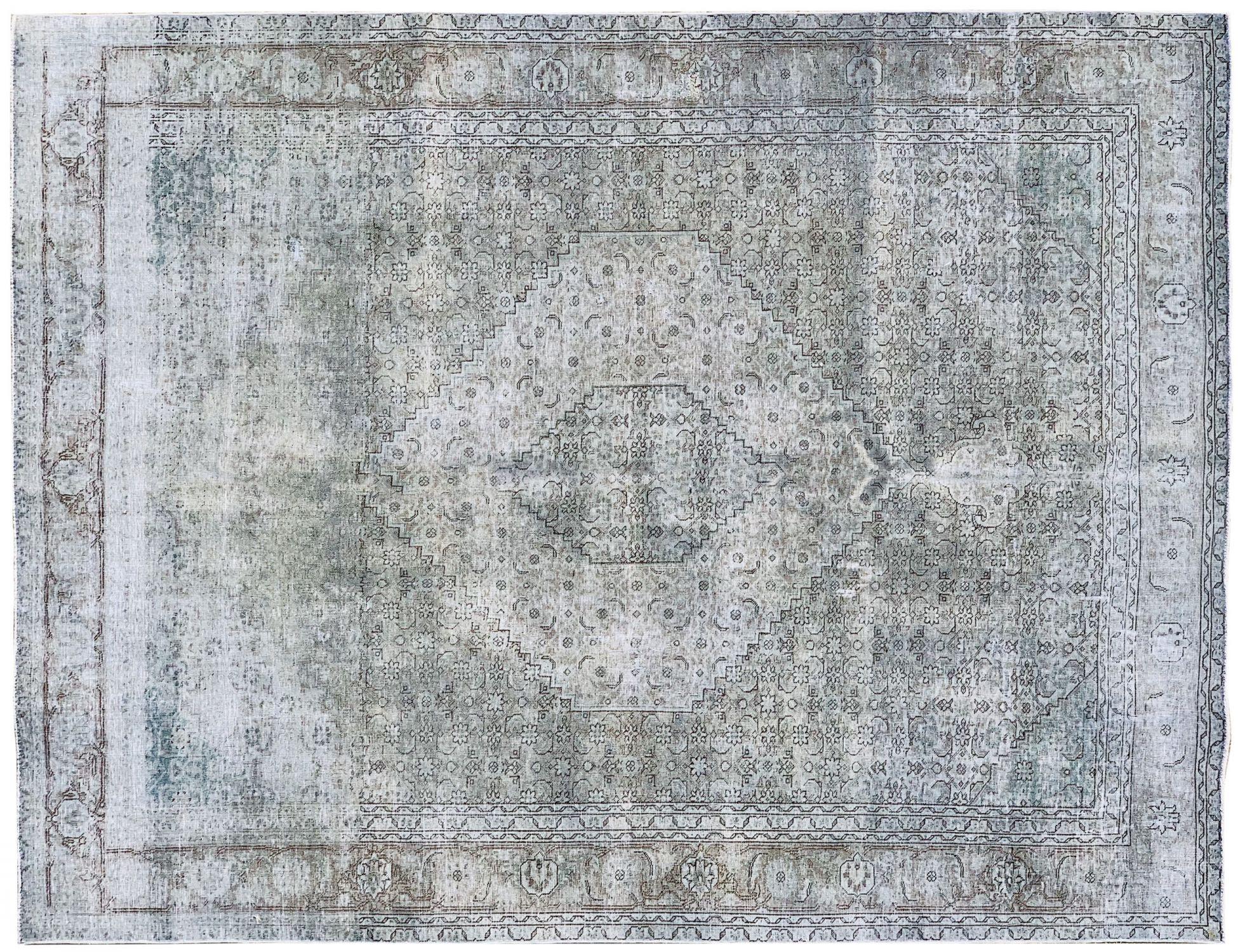 Tappeto Vintage  grigio <br/>277 x 197 cm