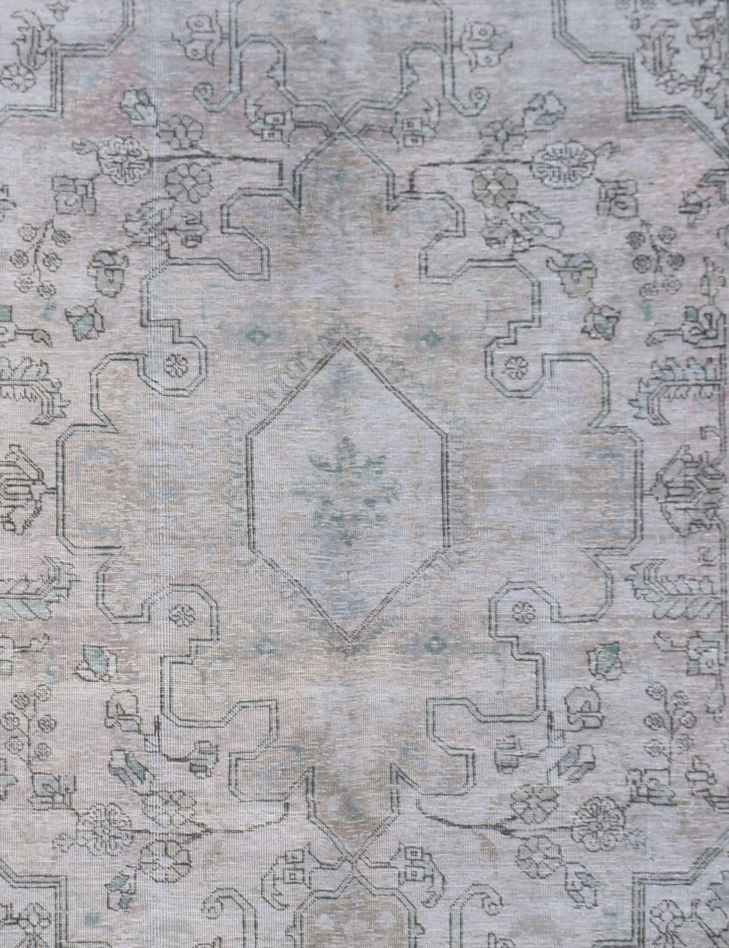 Tappeto Vintage  grigio <br/>287 x 190 cm