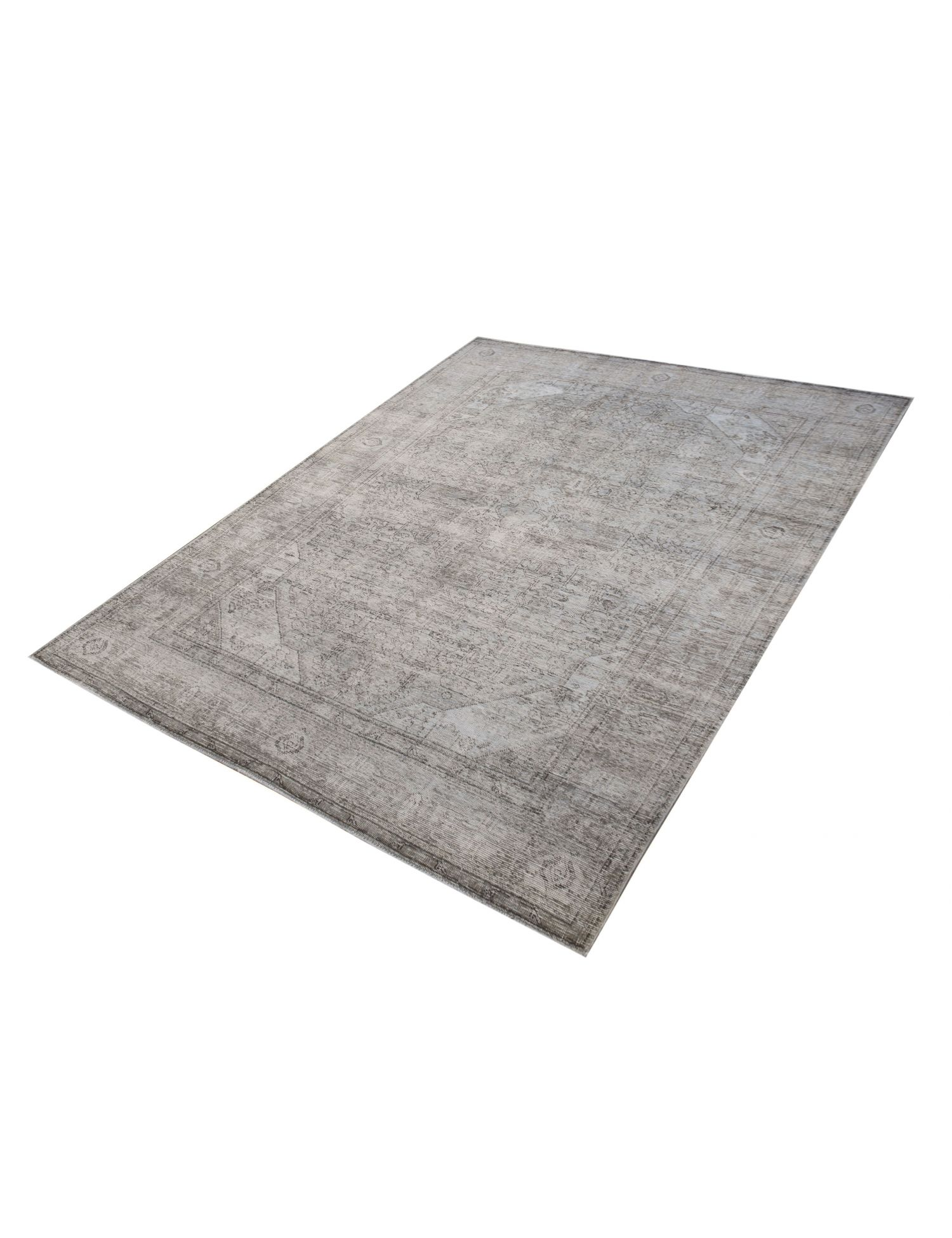 Tappeto Vintage  grigio <br/>287 x 189 cm