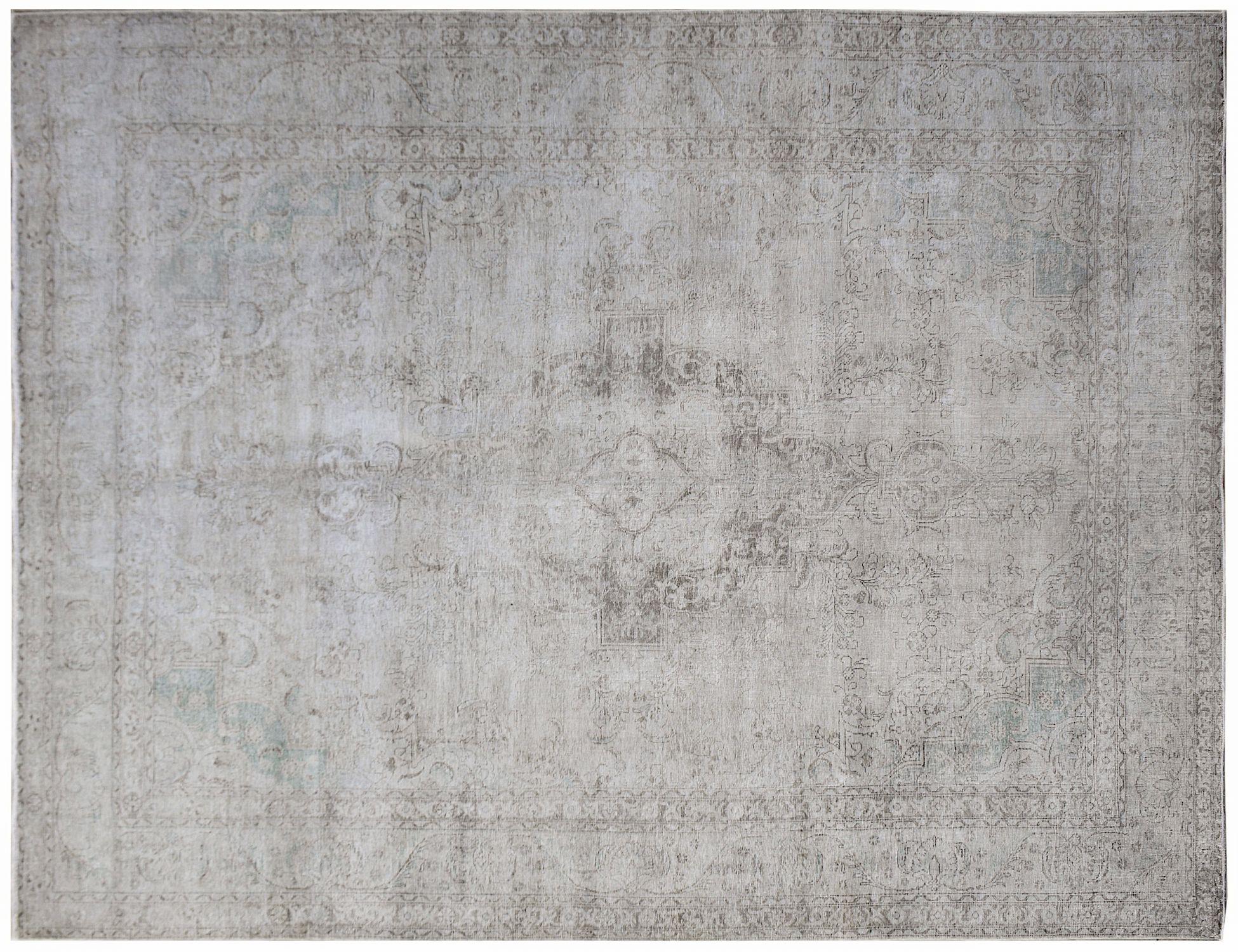 Vintage Matta  grå <br/>385 x 295 cm