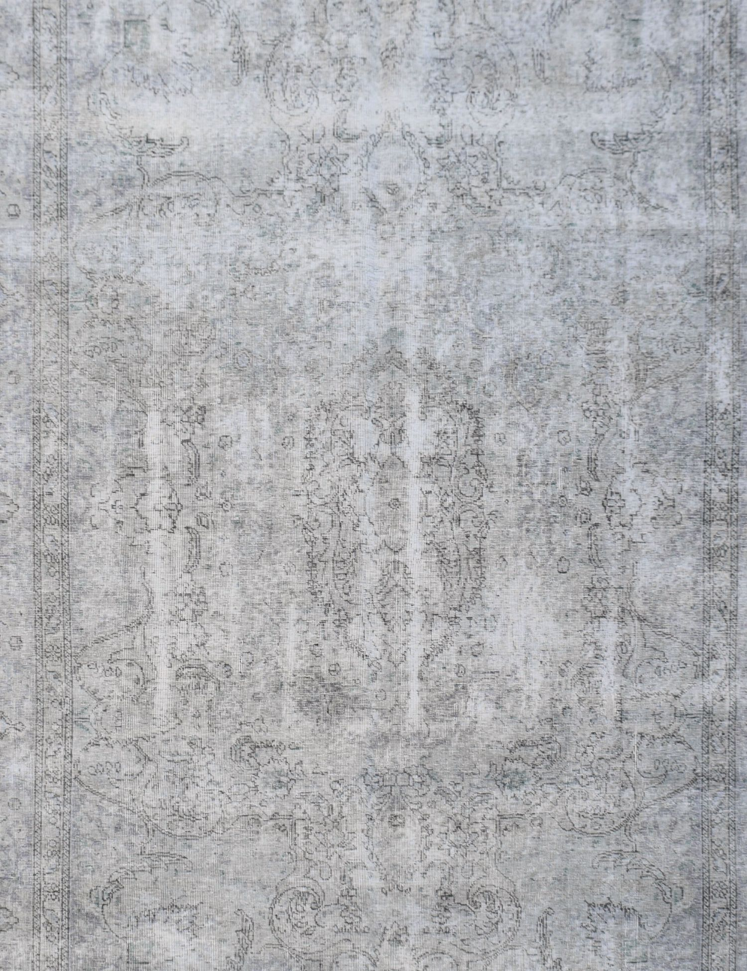 Tappeto Vintage  grigio <br/>282 x 201 cm