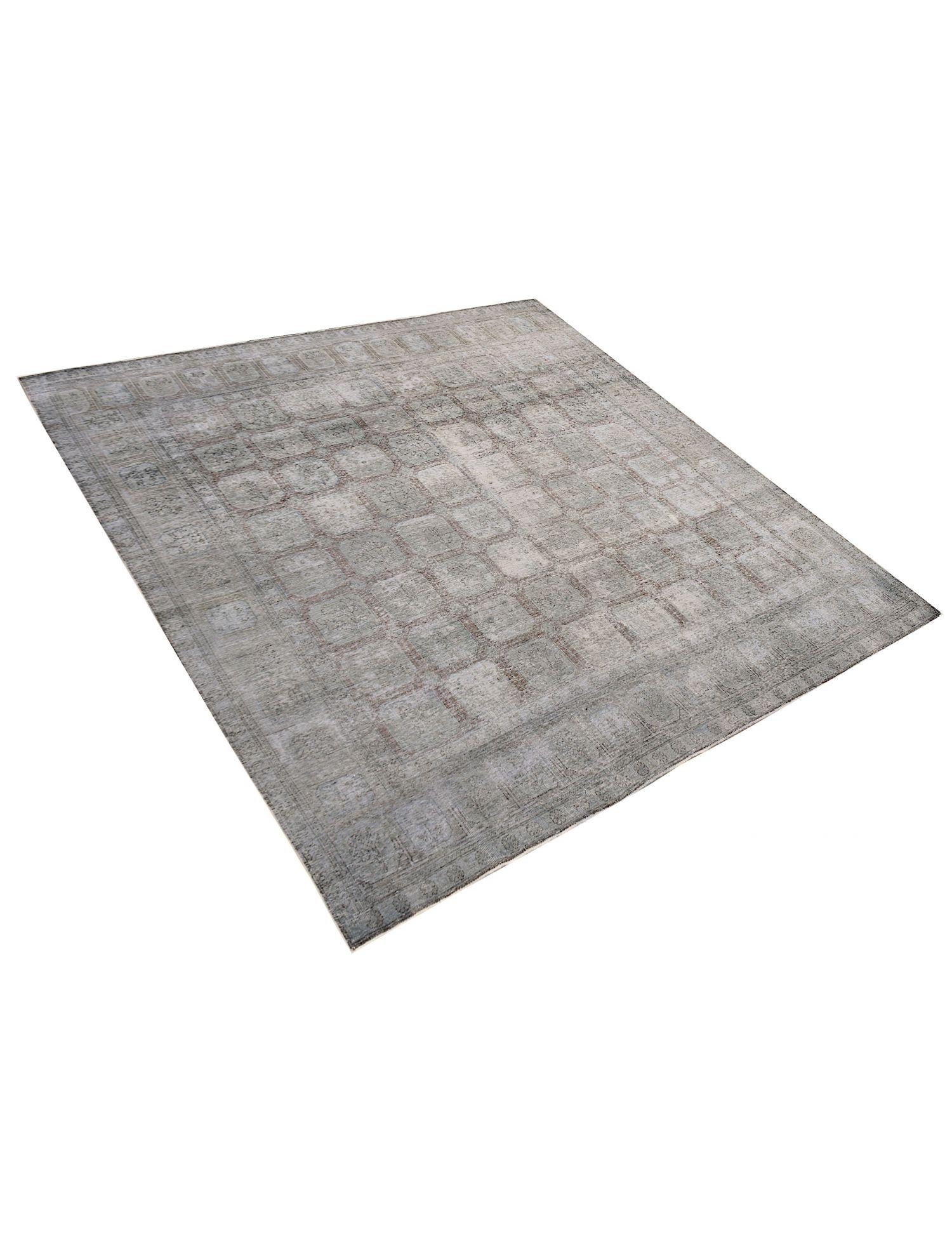Tappeto Vintage  grigio <br/>284 x 292 cm