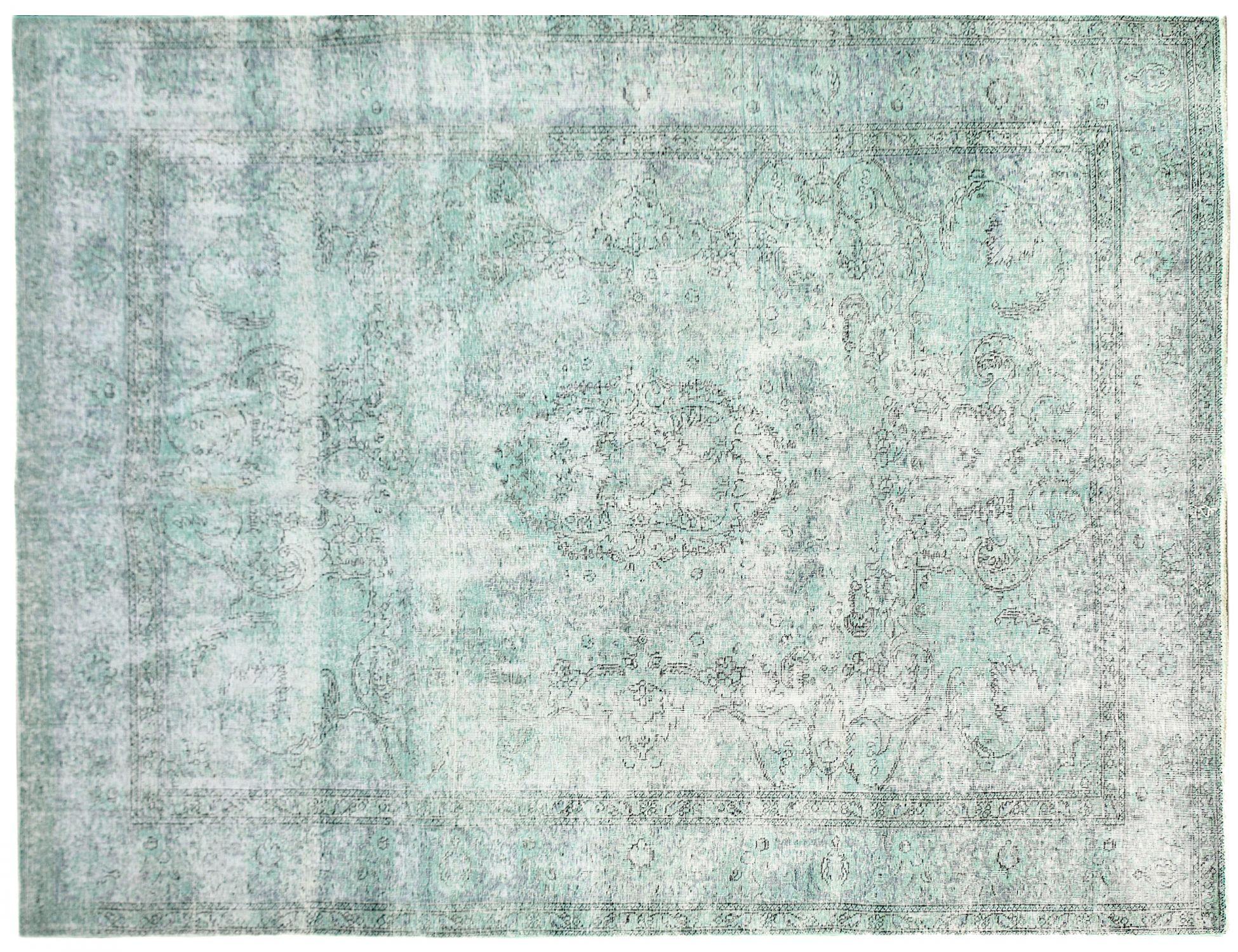 Tappeto Vintage  verde <br/>277 x 200 cm