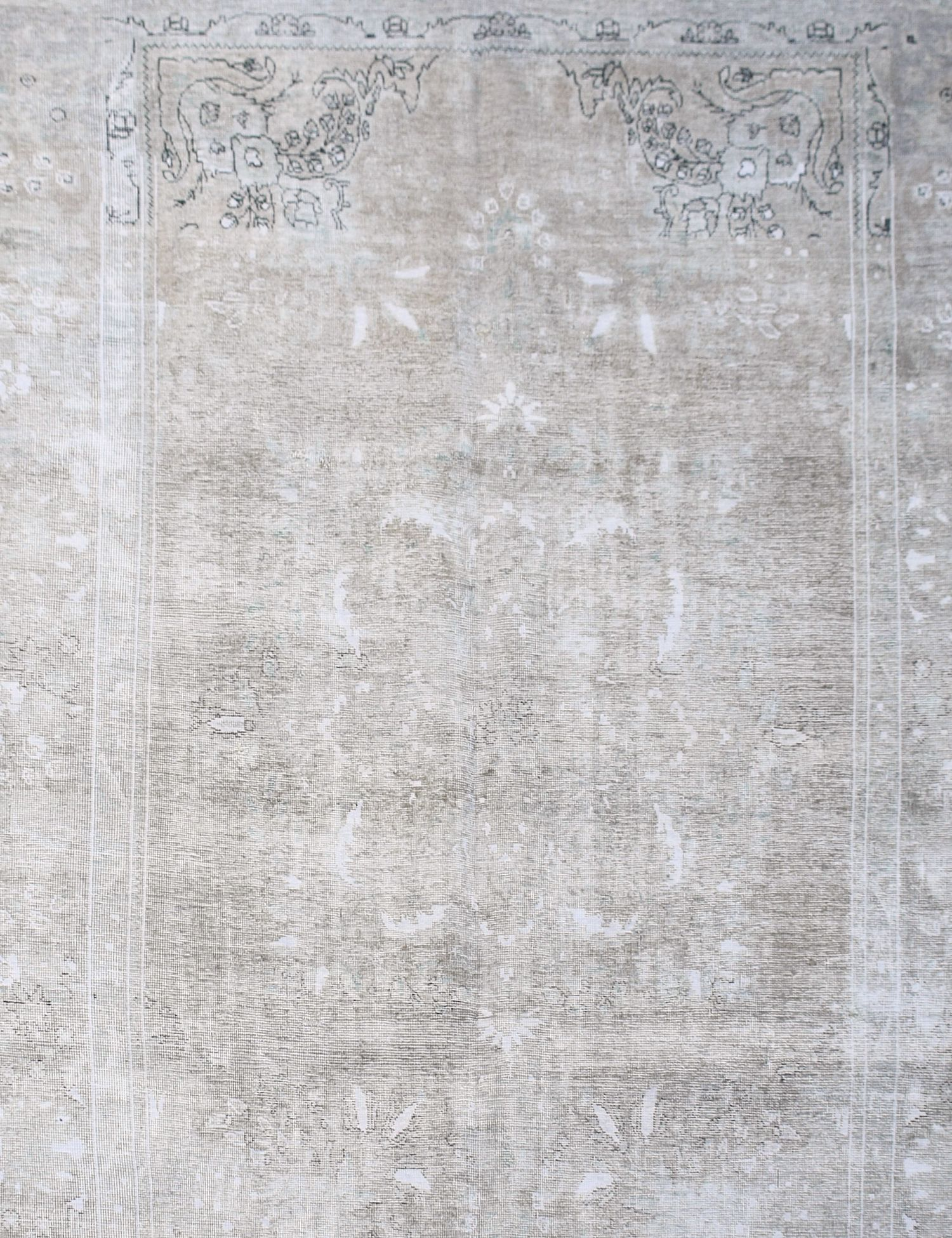 Vintage Matta  harmaa <br/>292 x 198 cm