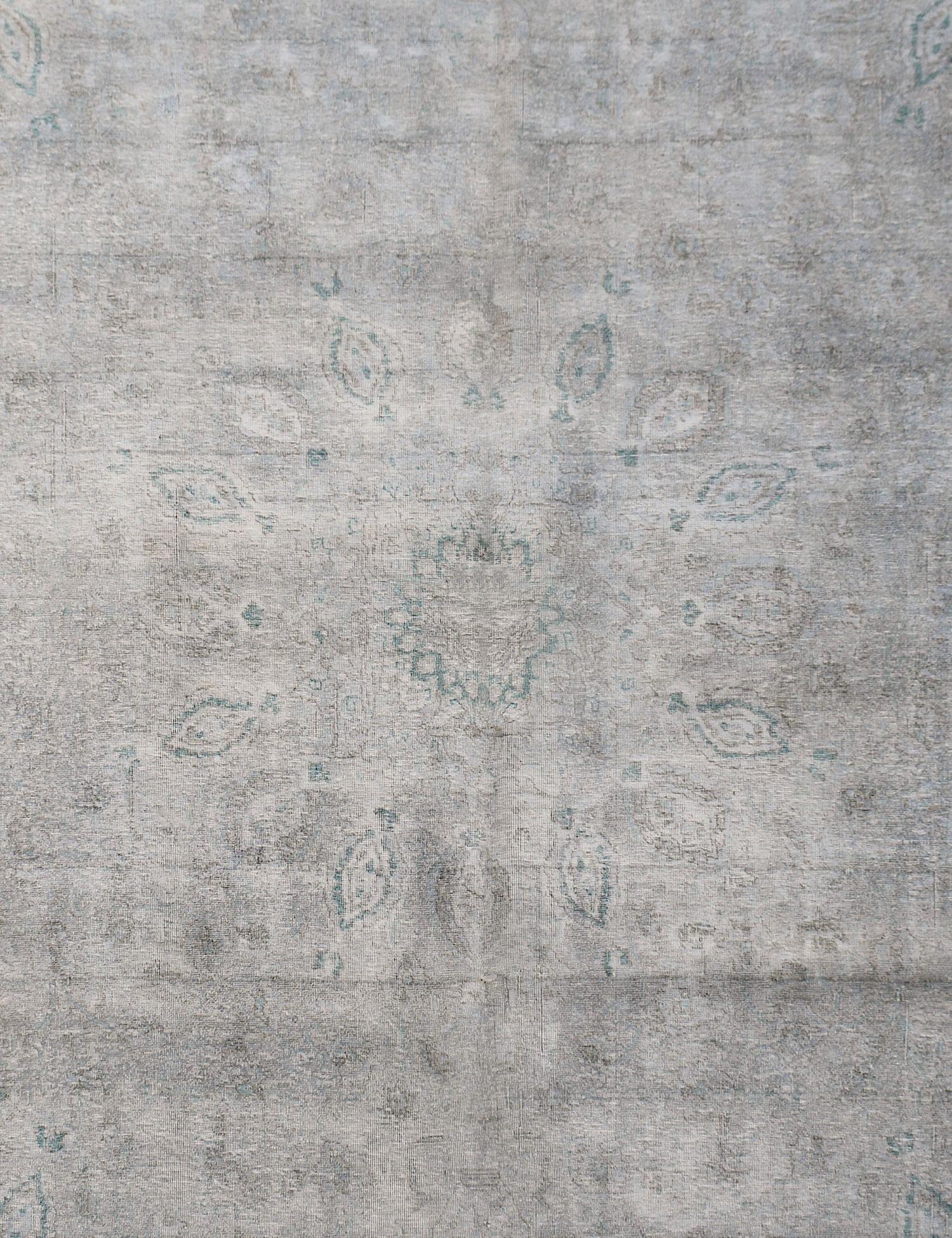 Tappeto Vintage  grigio <br/>296 x 200 cm