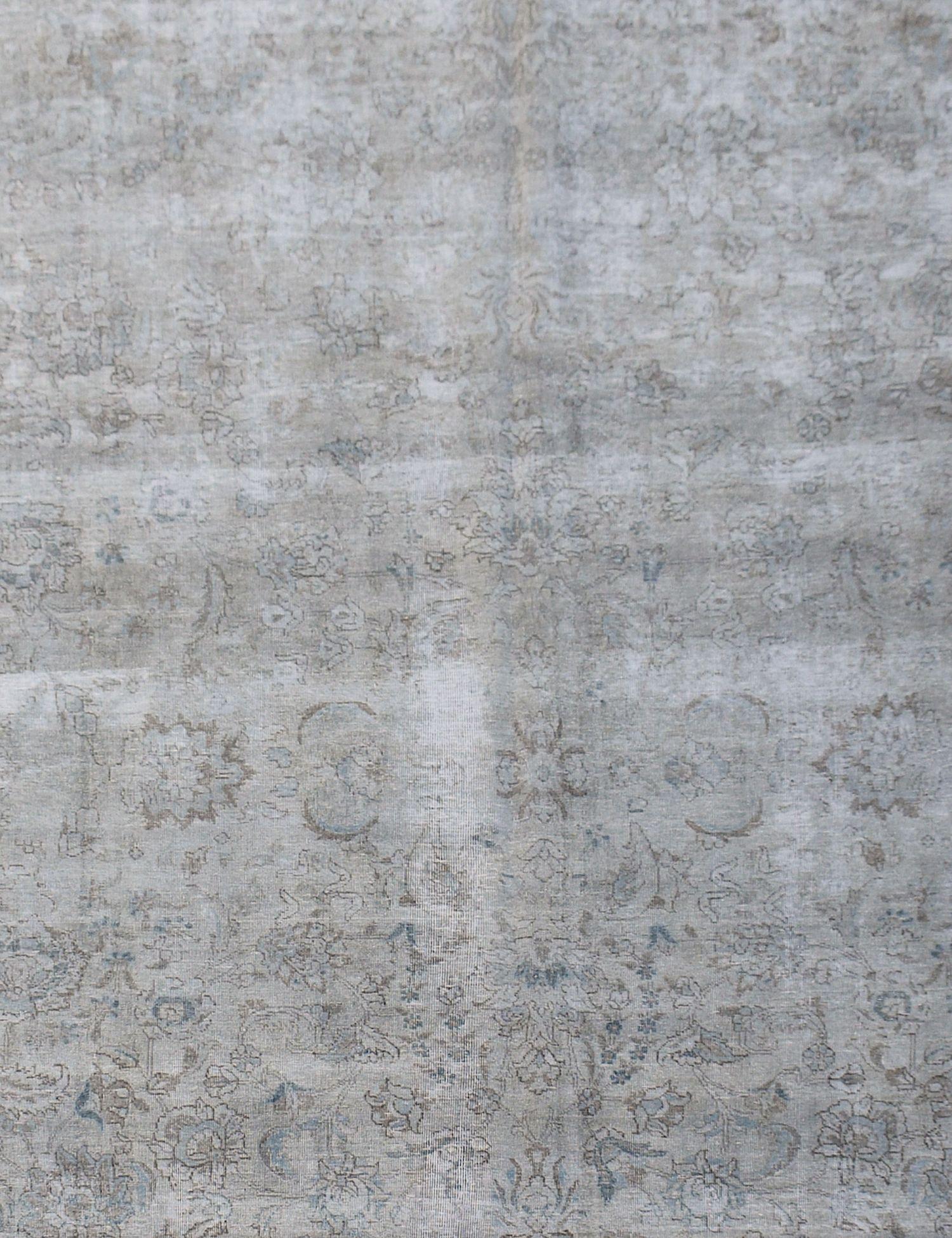 Tappeto Vintage  grigo <br/>387 x 291 cm