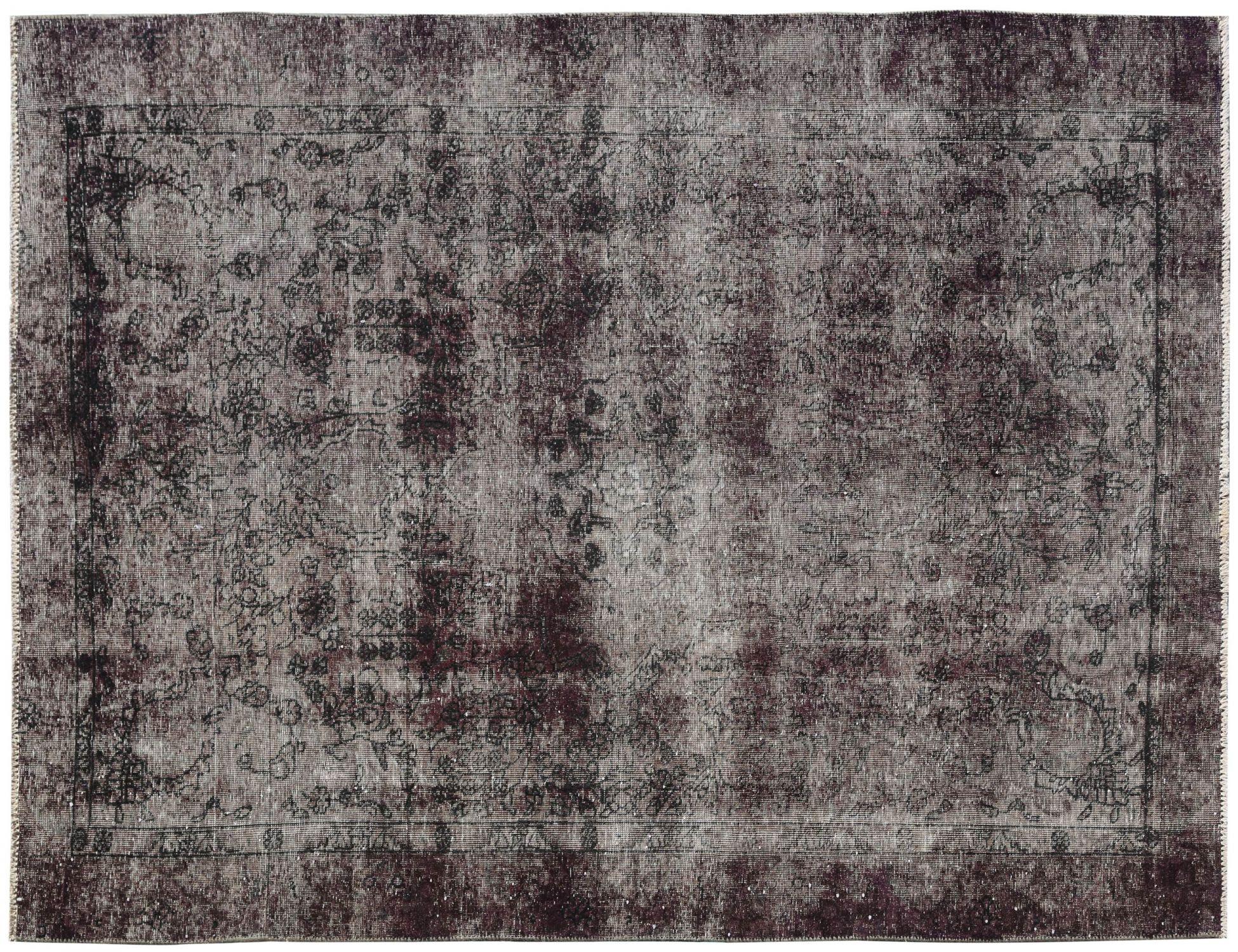 Tappeto Vintage  nero <br/>277 x 190 cm