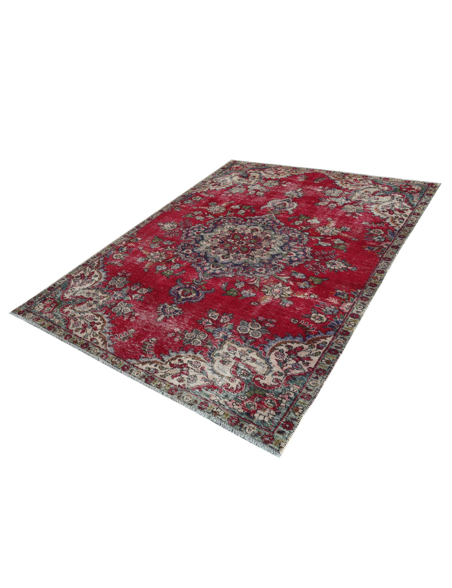 Tappeto Vintage  rosso <br/>240 x 156 cm
