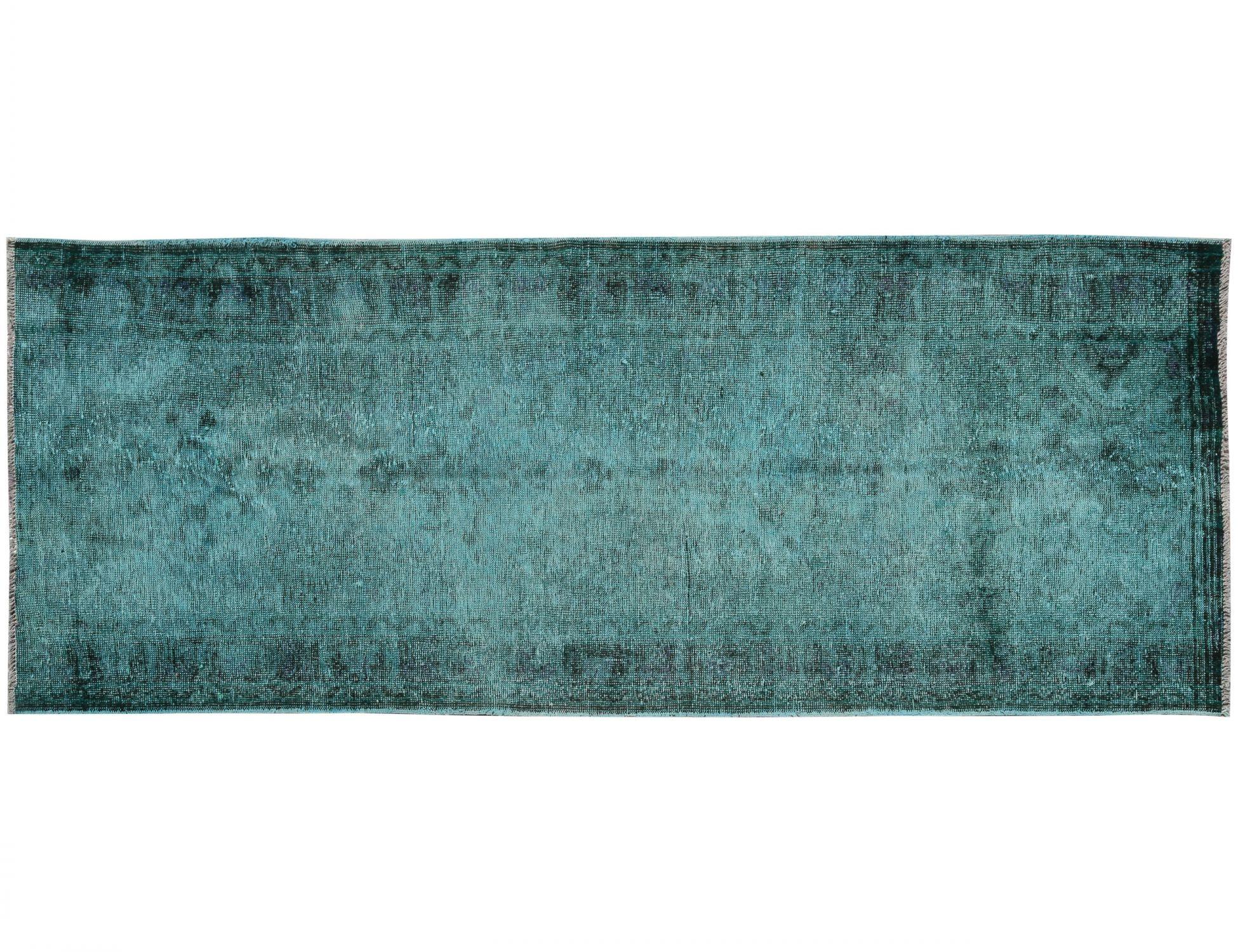 Tappeto Vintage  verde <br/>292 x 116 cm