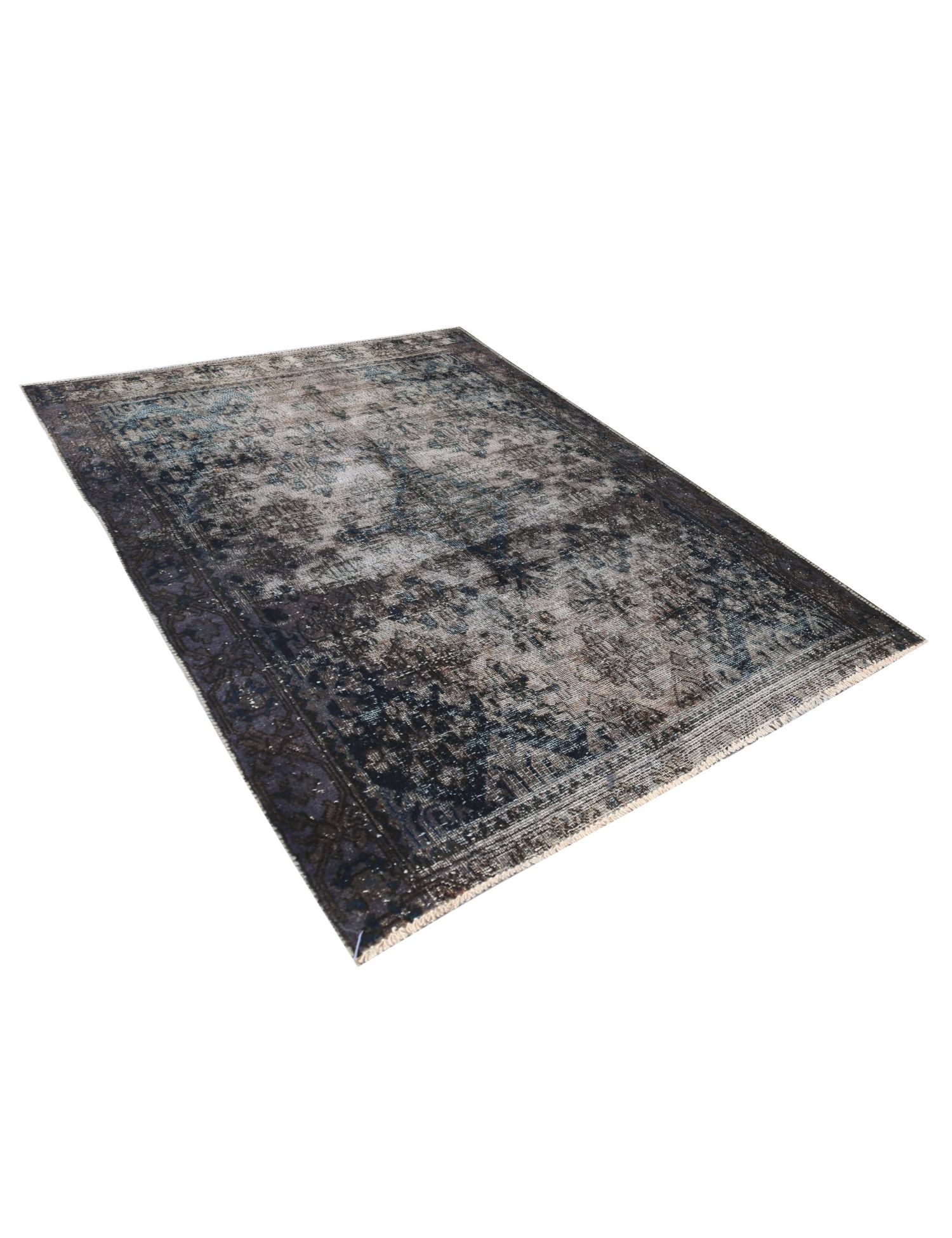 Tappeto Vintage  nero <br/>140 x 100 cm