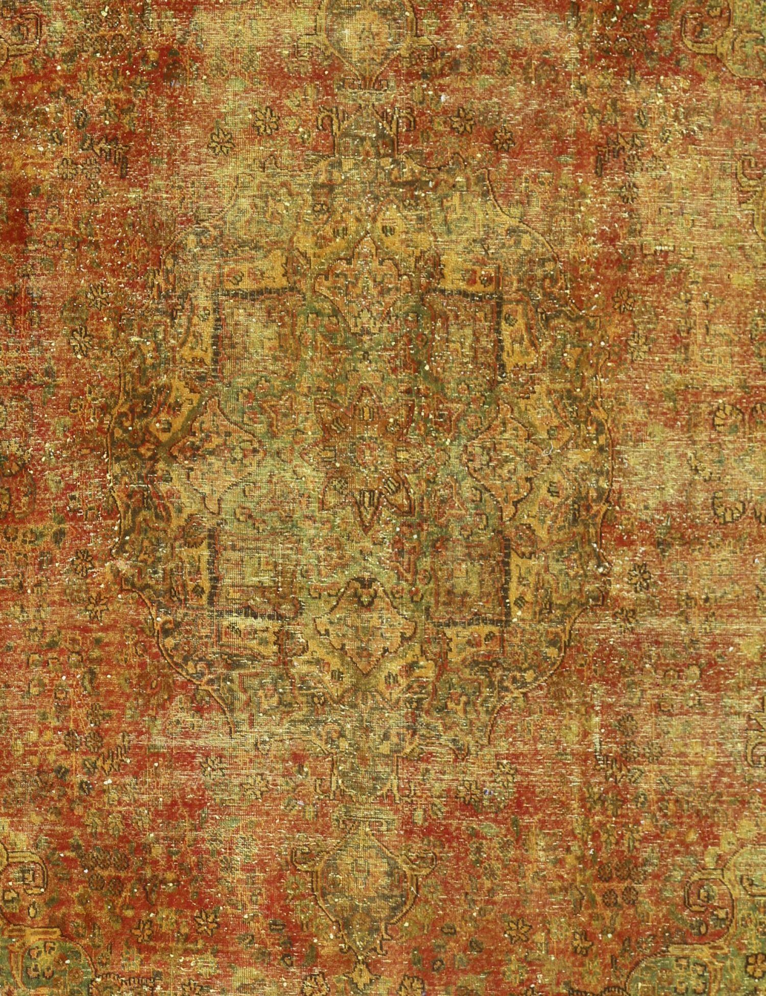Tappeto Vintage  giallo <br/>364 x 264 cm