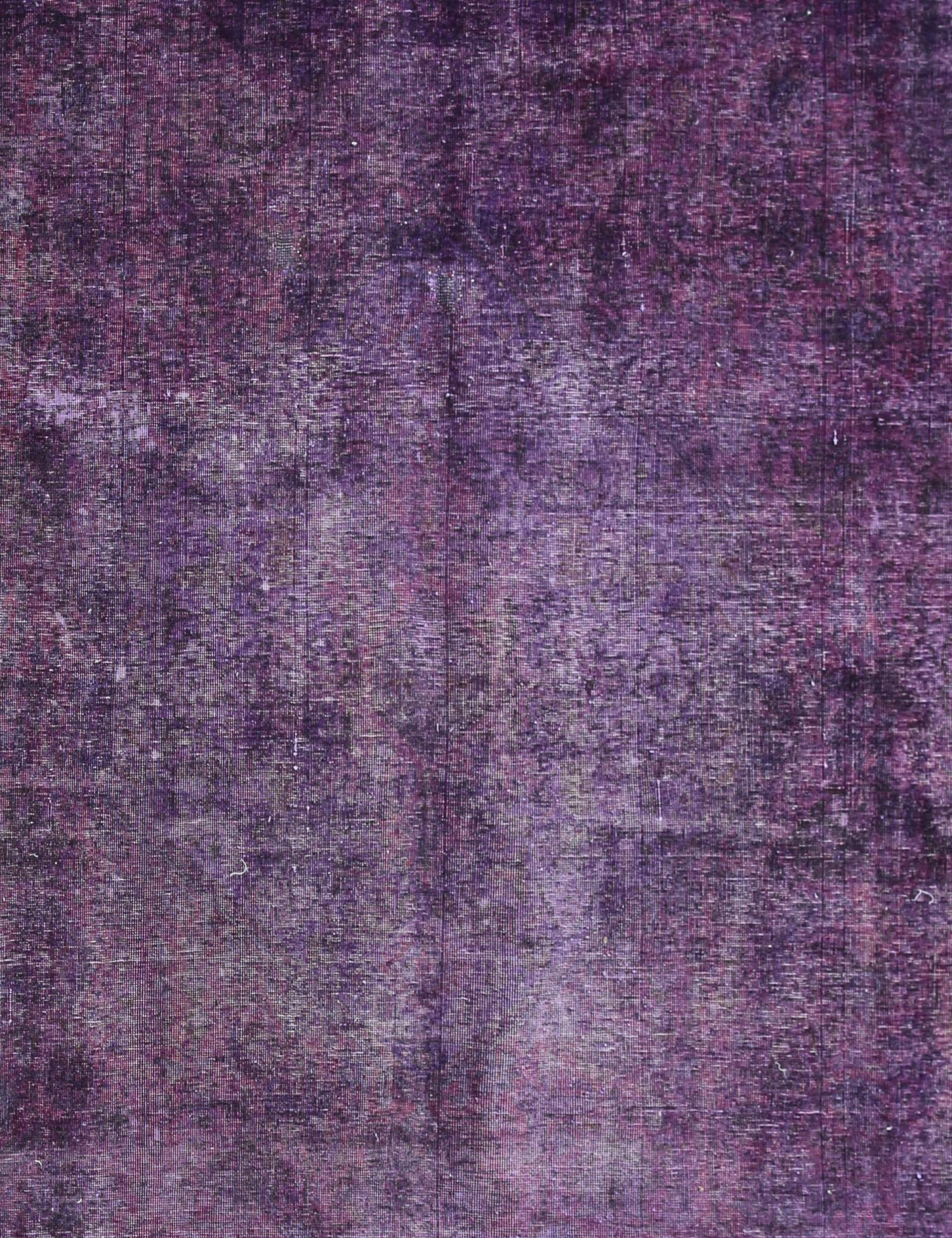 Tappeto Vintage  viola <br/>383 x 296 cm