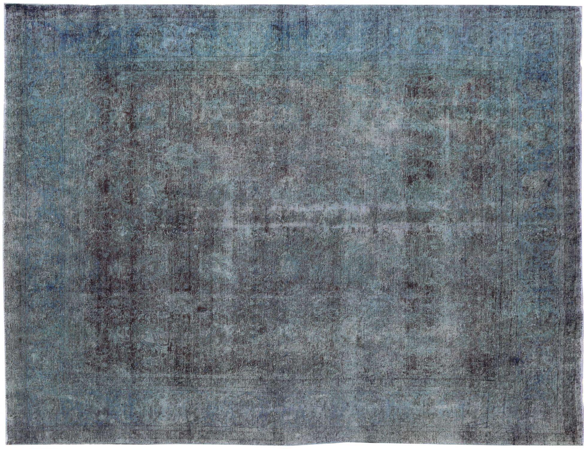 Tappeto Vintage  blu <br/>330 x 287 cm