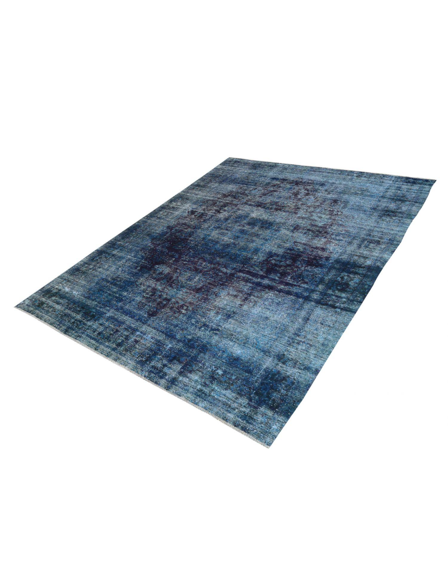 Tappeto Vintage  blu <br/>371 x 265 cm