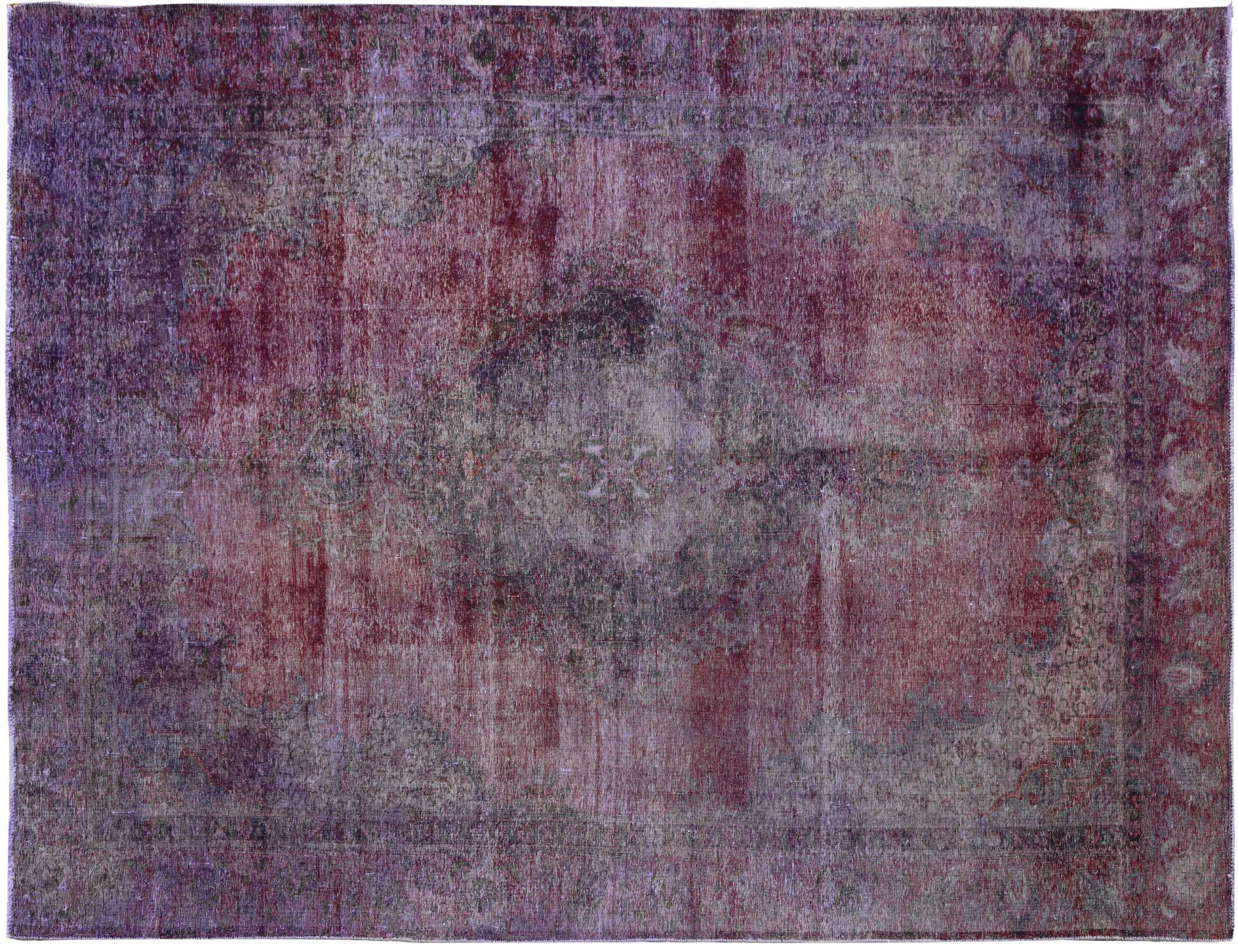 Vintage Teppich  lila <br/>435 x 286 cm