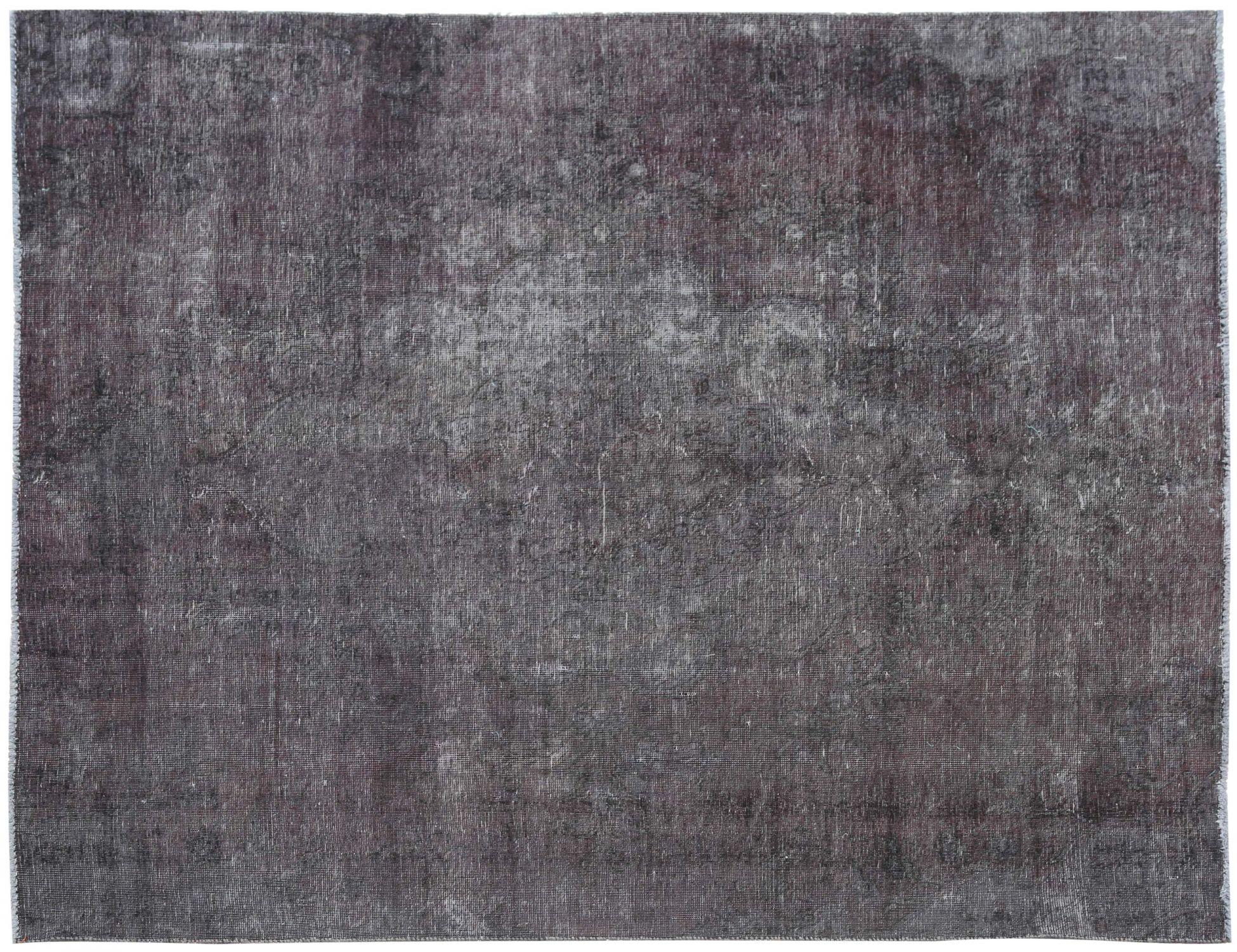 Tappeto Vintage  nero <br/>217 x 188 cm