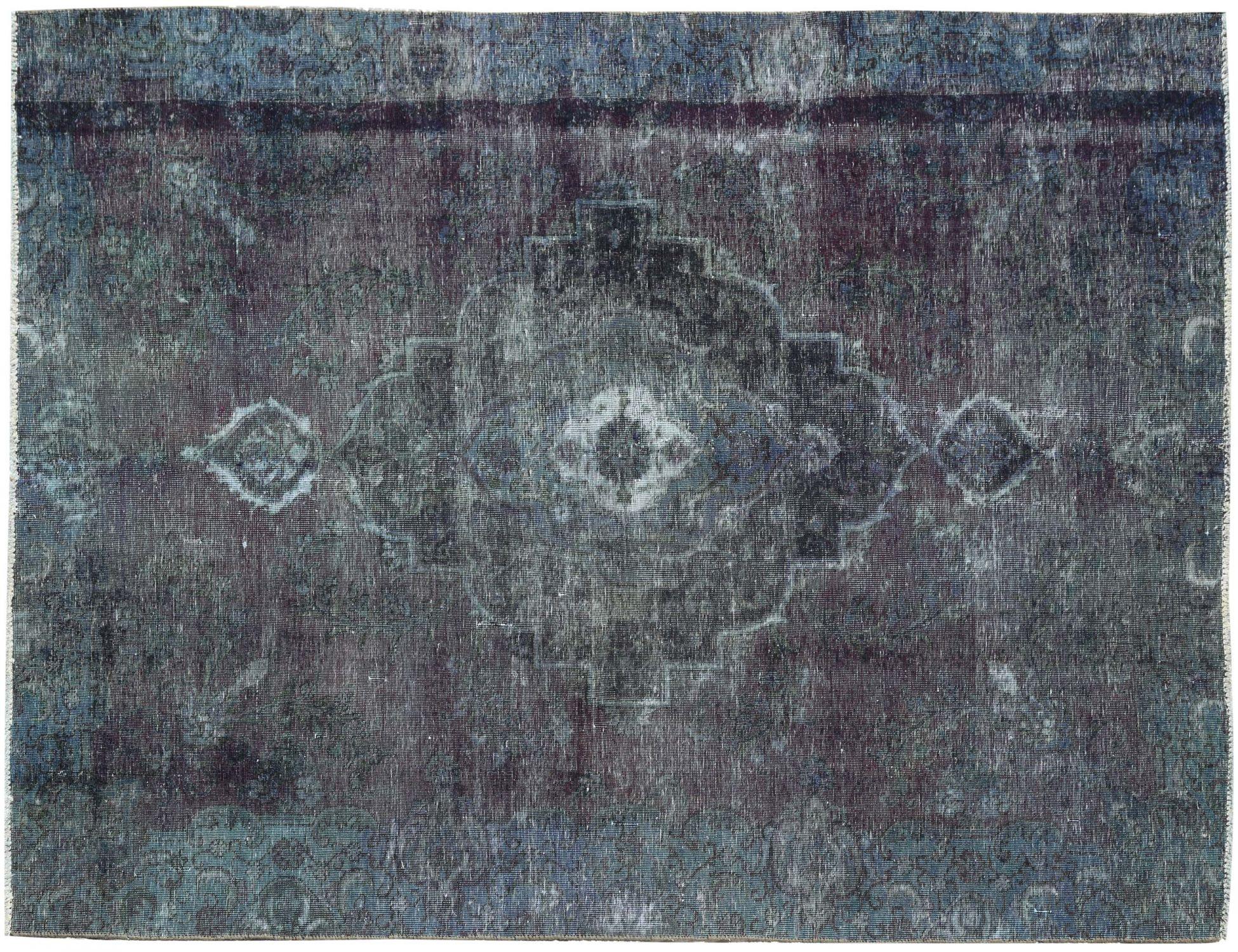 Tappeto Vintage  blu <br/>287 x 202 cm