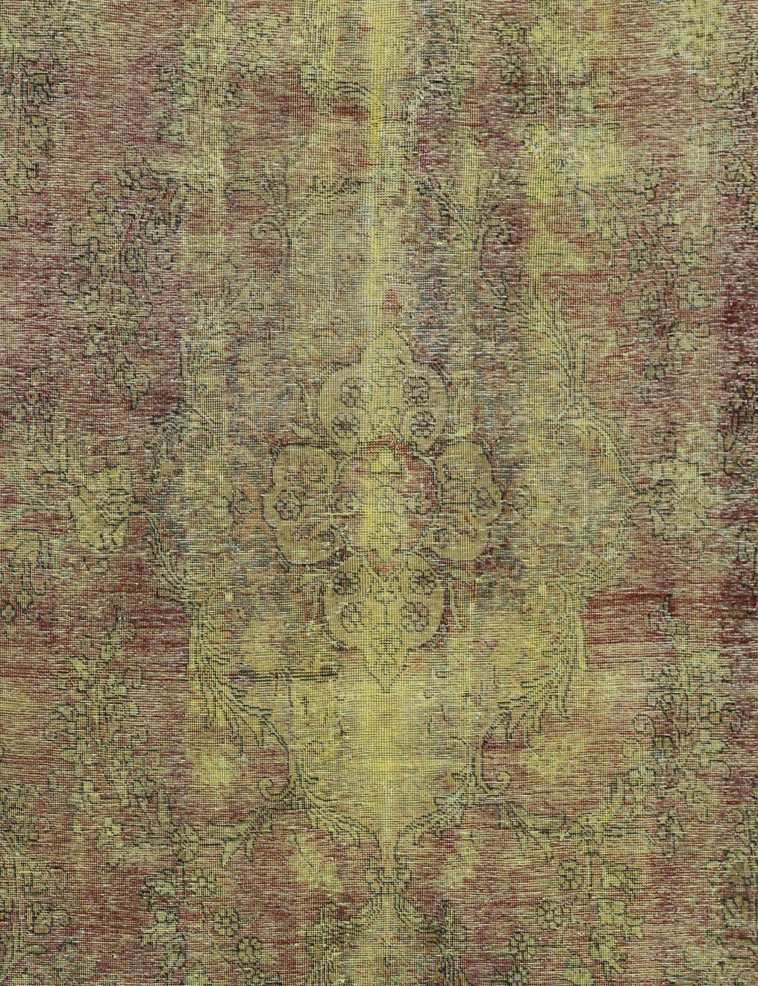 Tappeto Vintage  giallo <br/>306 x 221 cm