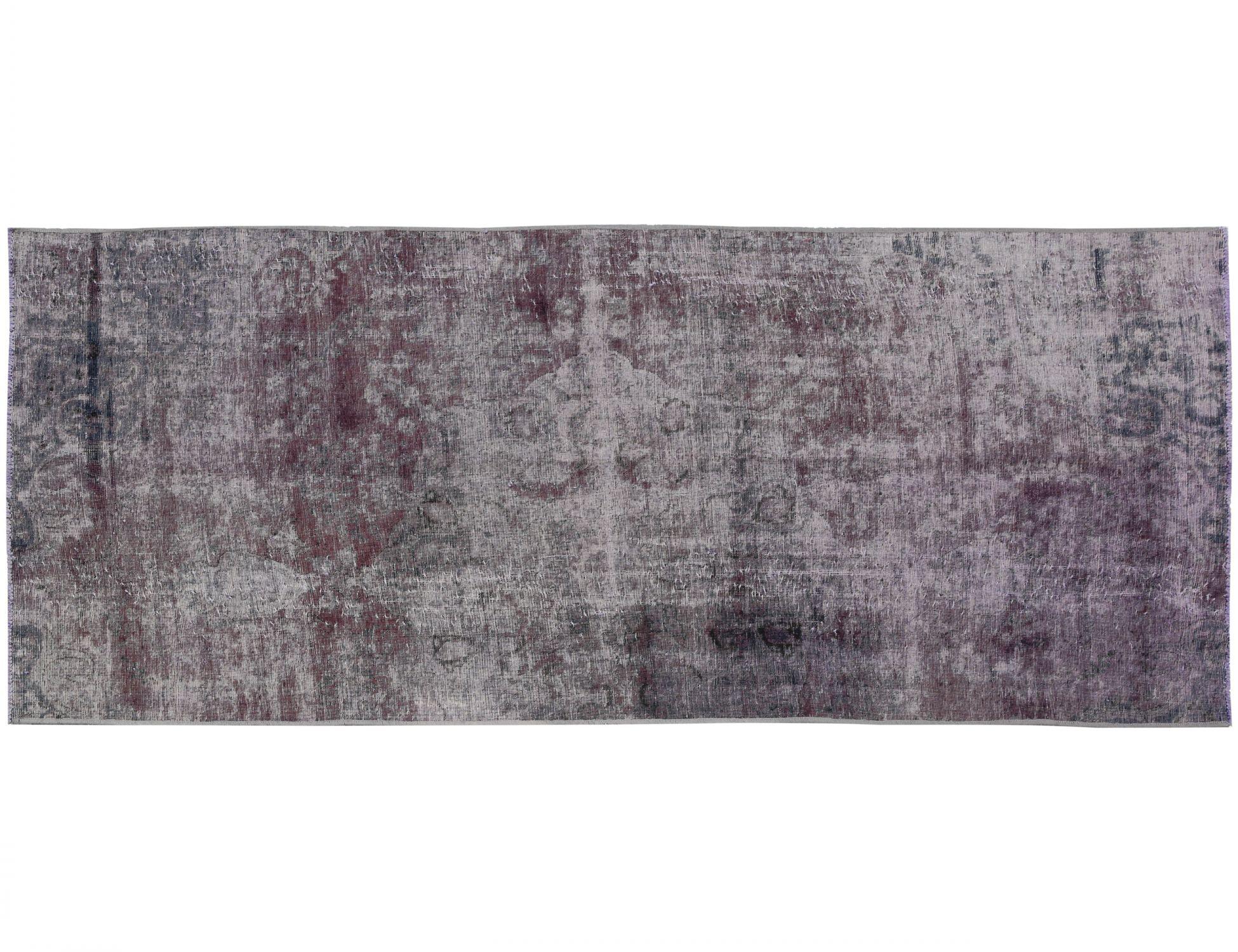 Tappeto Vintage  viola <br/>260 x 122 cm