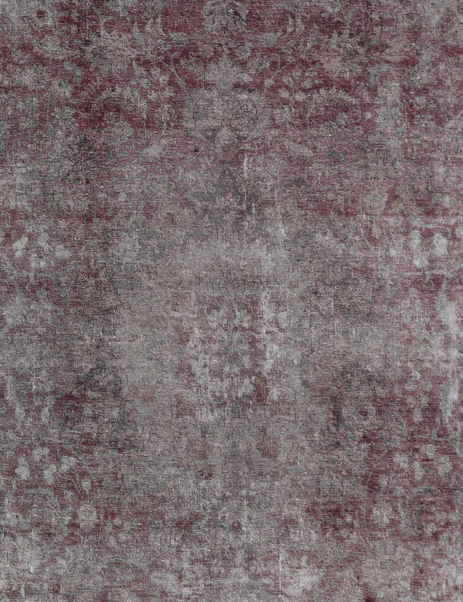 Tappeto Vintage  grigio <br/>305 x 234 cm