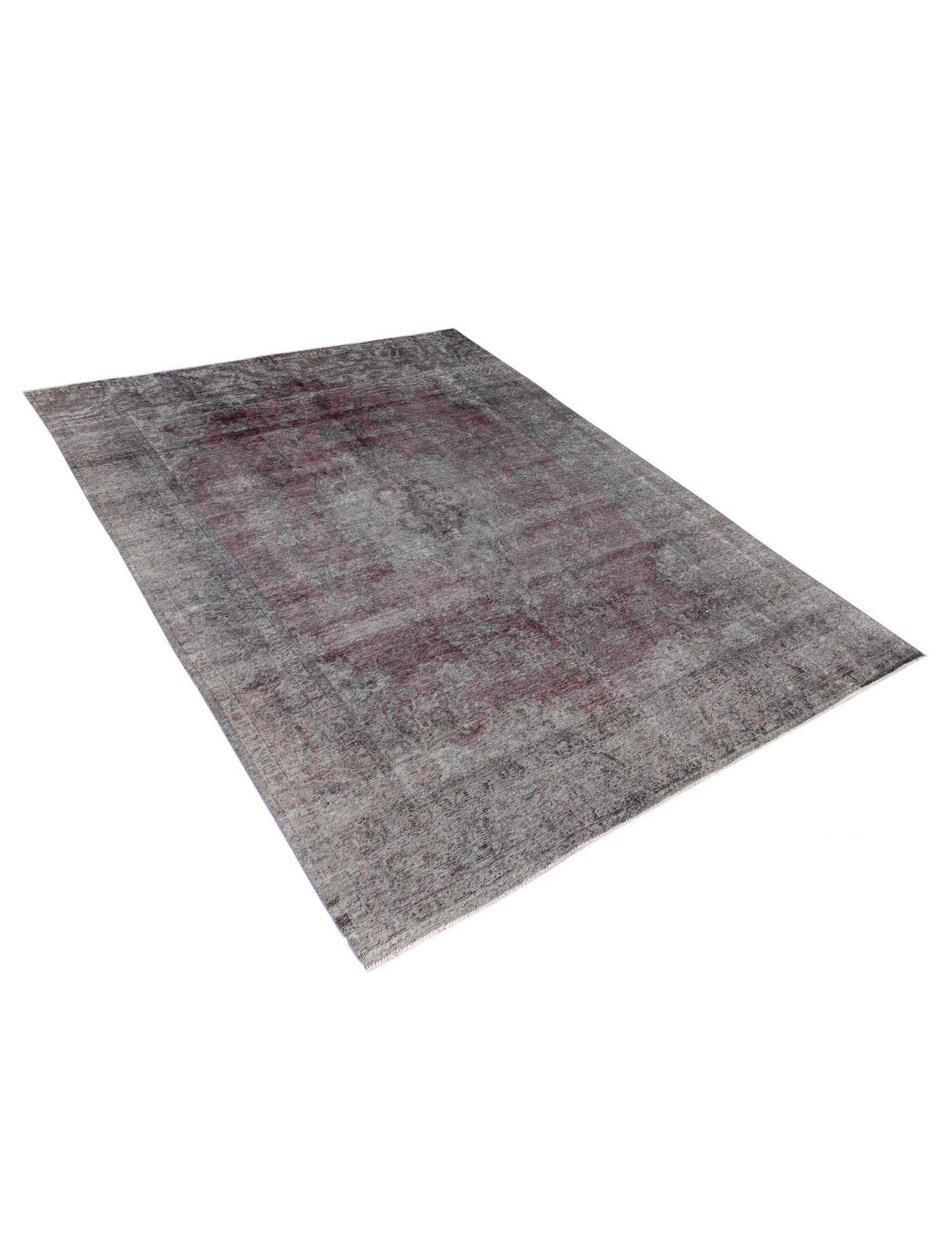 Tappeto Vintage  grigio <br/>332 x 235 cm