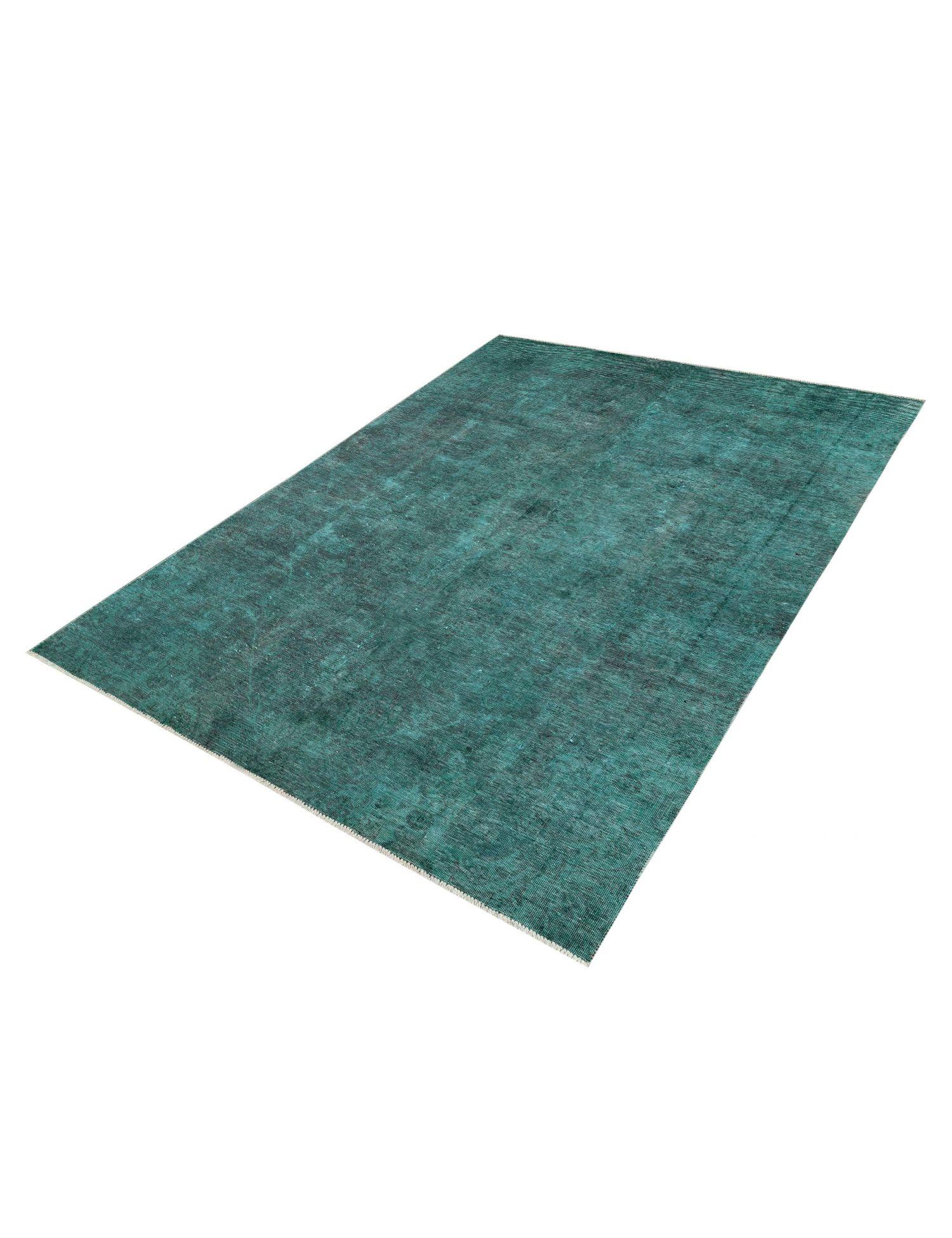 Tappeto Vintage  verde <br/>303 x 198 cm