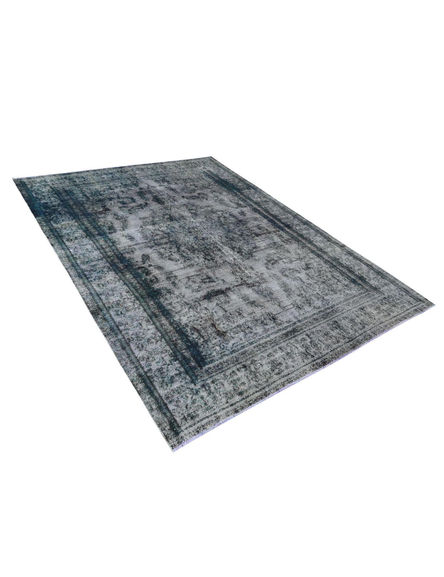 Vintage Teppich  blau <br/>370 x 270 cm
