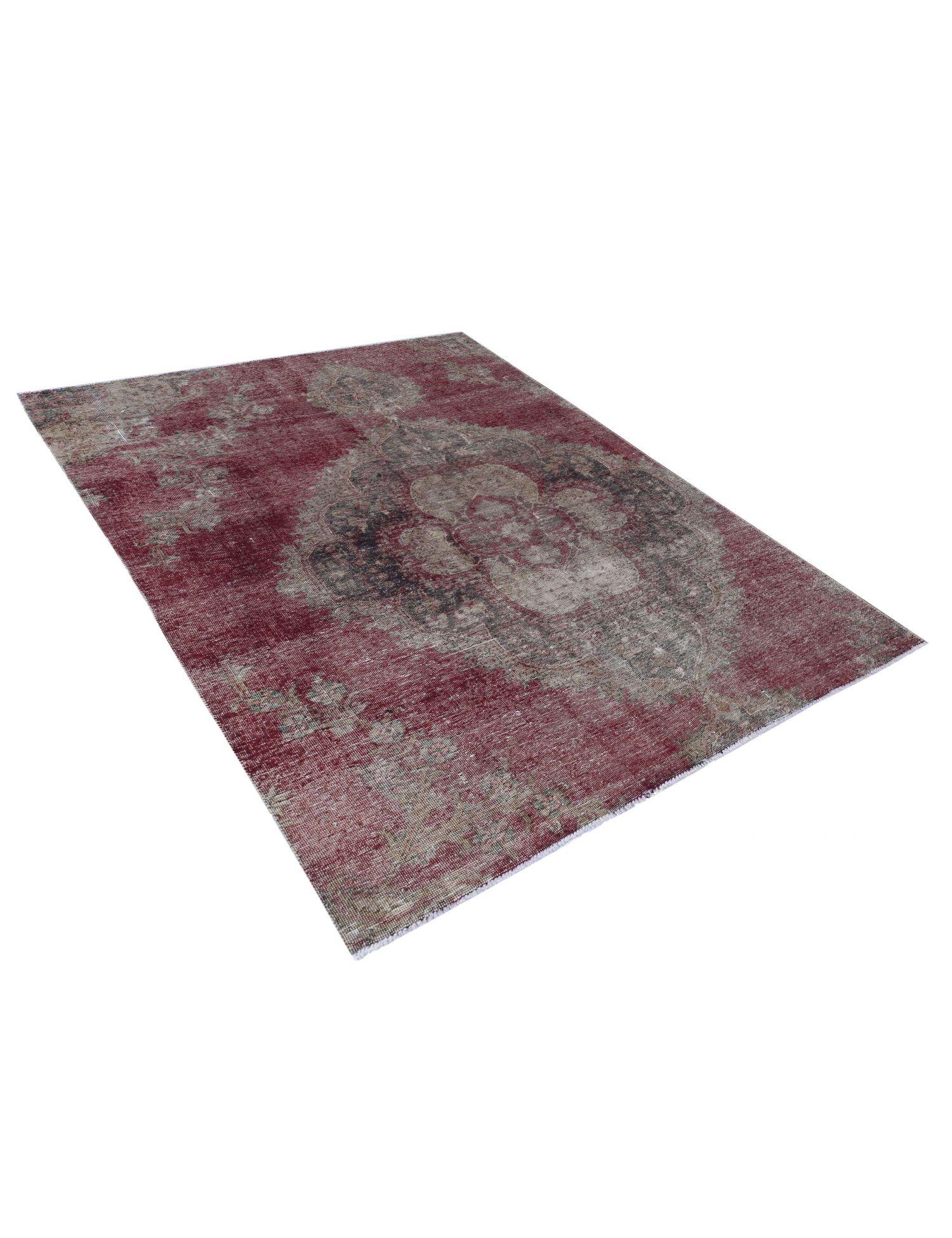 Stonewash  rosso <br/>225 x 168 cm